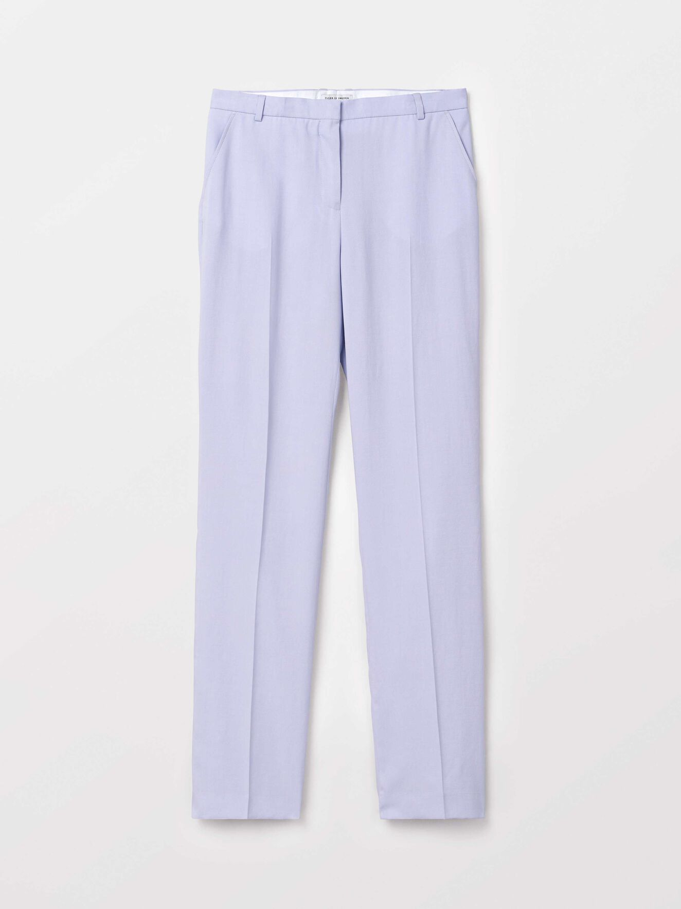 Yulia 6 Trousers in Soft Lavender from Tiger of Sweden