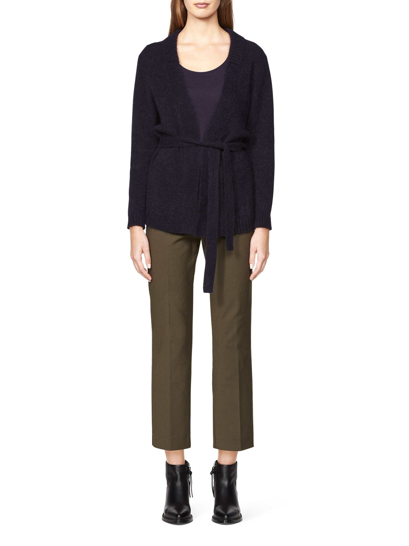 MIRZ TROUSERS in Utility Green from Tiger of Sweden