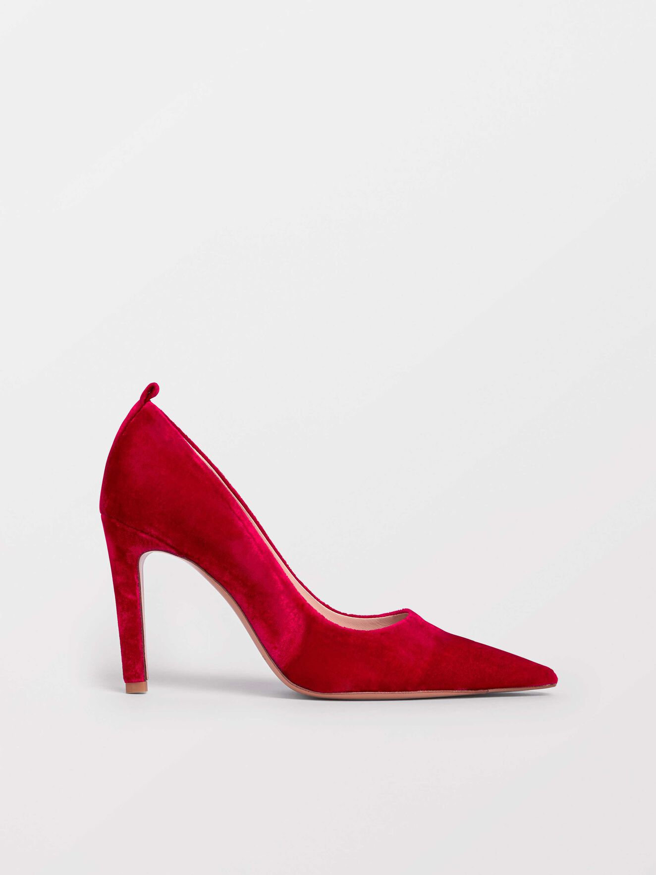 Capensis V Pumps in Flame Red from Tiger of Sweden