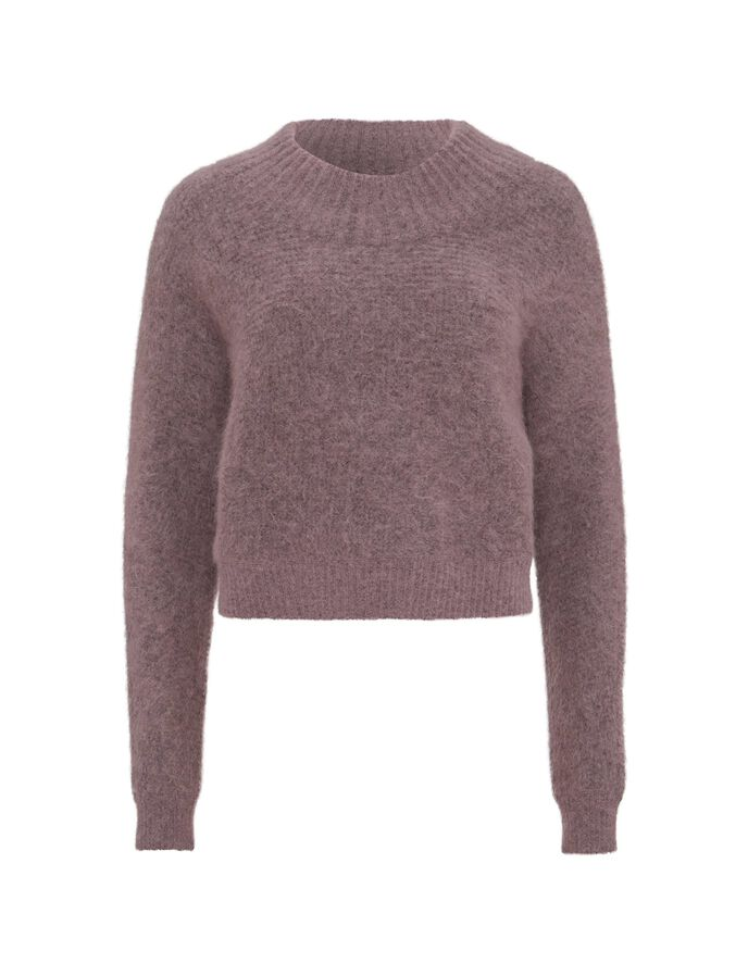 Gera Pullover in Mellow Mulberry from Tiger of Sweden
