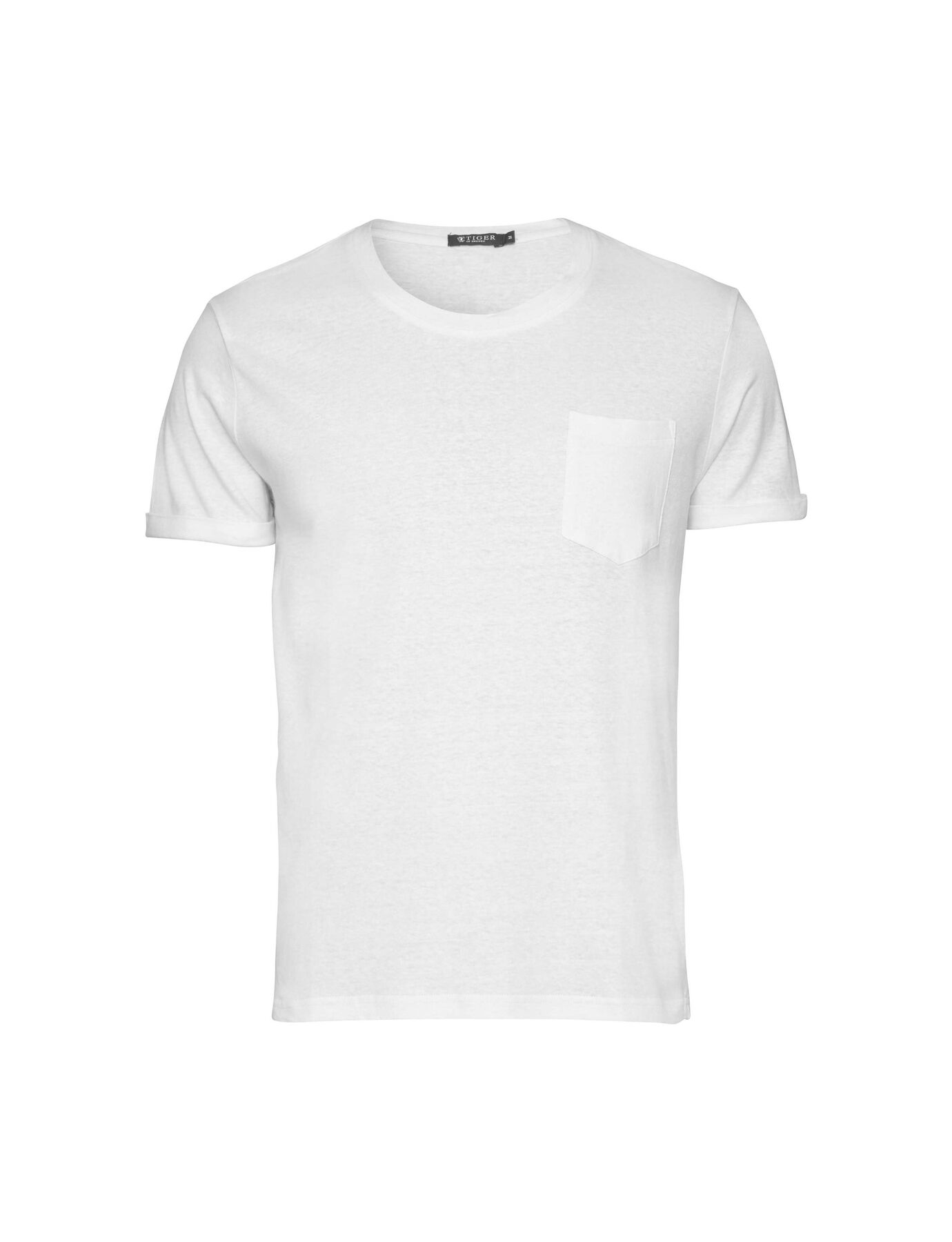 KIET T-SHIRT in Pure white from Tiger of Sweden