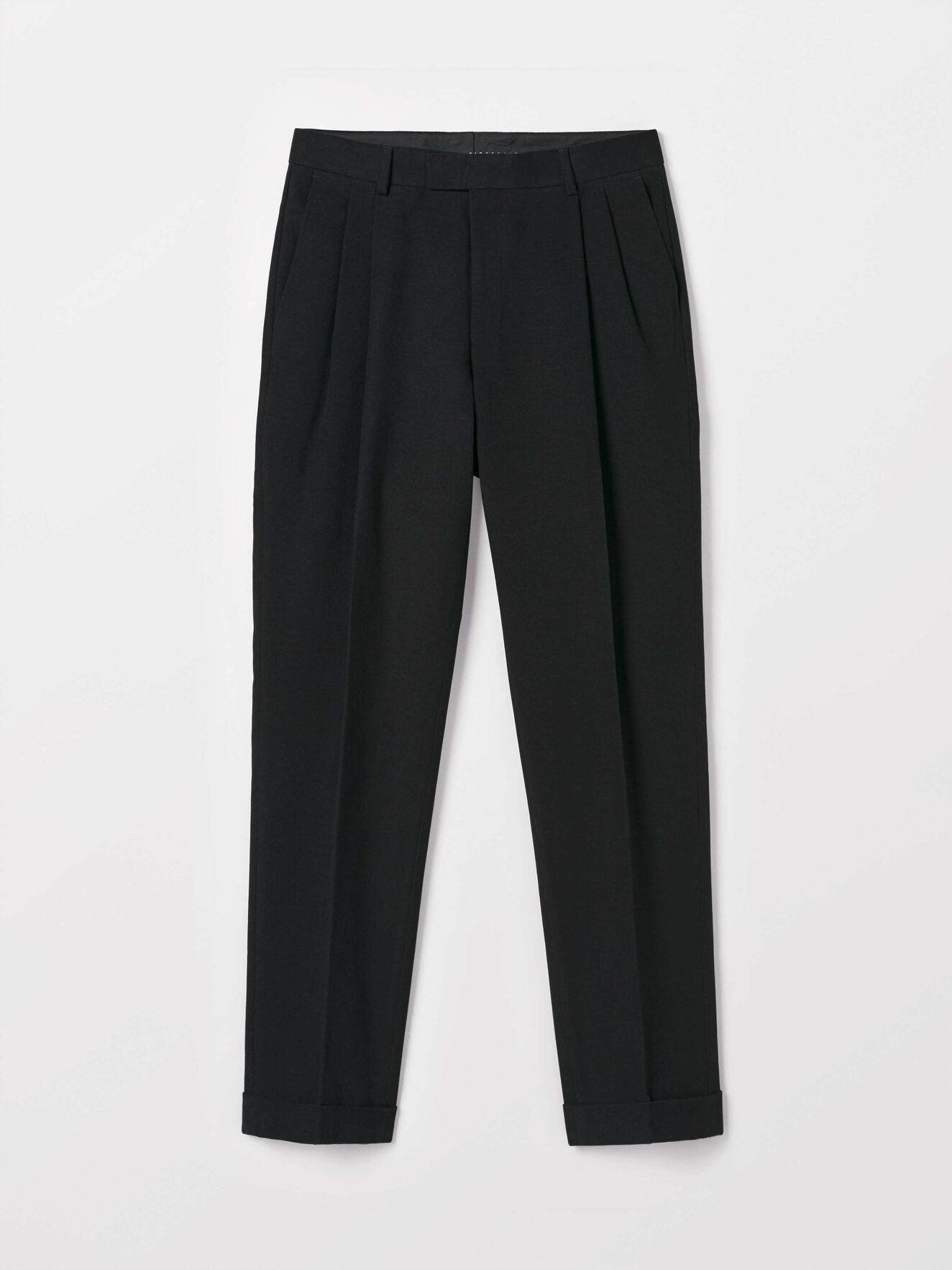 Tivolo Trousers in Black from Tiger of Sweden