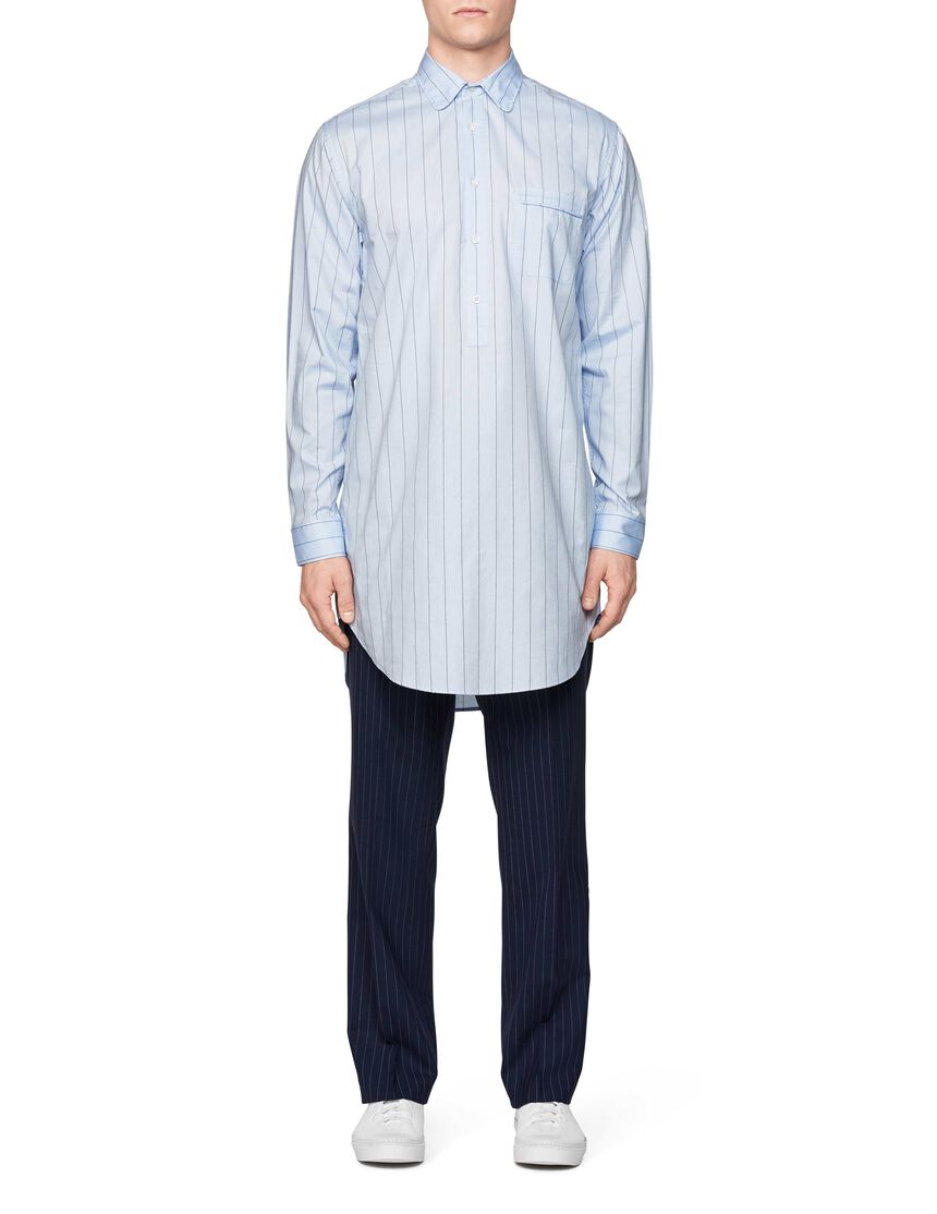 COBY SHIRT in Blue Blush from Tiger of Sweden