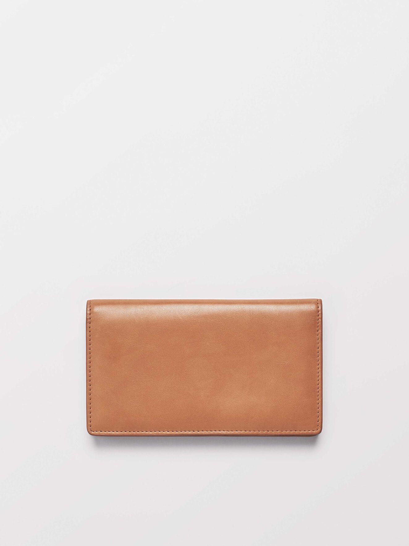 Stilpai Wallet in Cognac from Tiger of Sweden