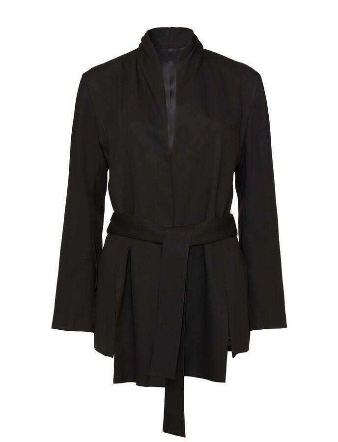Letho jacket in Midnight Black from Tiger of Sweden