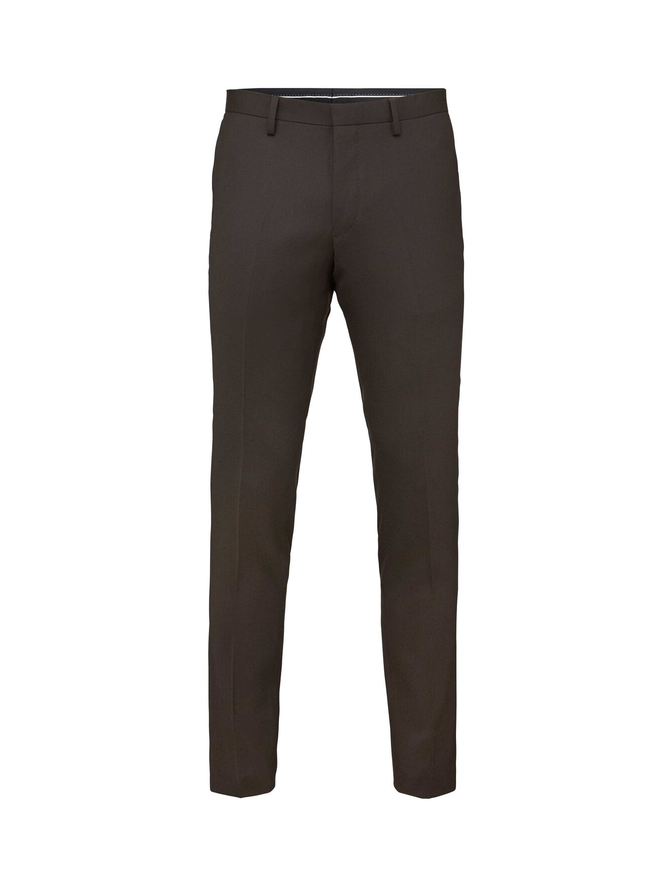 Matte trousers in Espresso from Tiger of Sweden