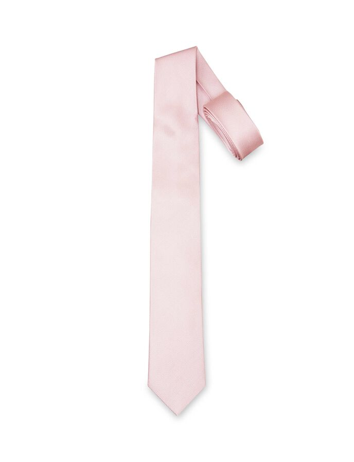 SAMUELL TIE in Pale Mauve from Tiger of Sweden