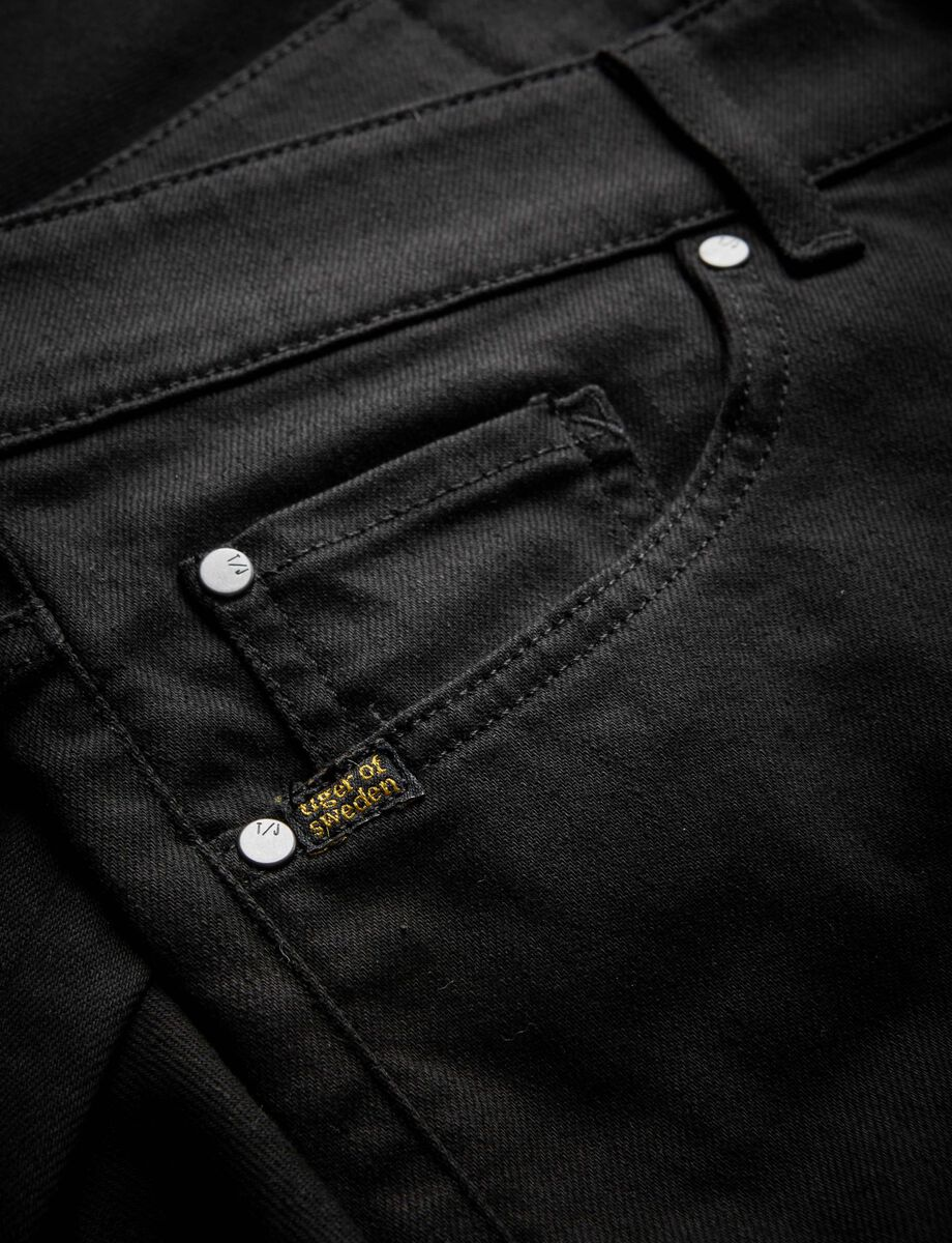 STRAIGHT JEANS  in Black from Tiger of Sweden