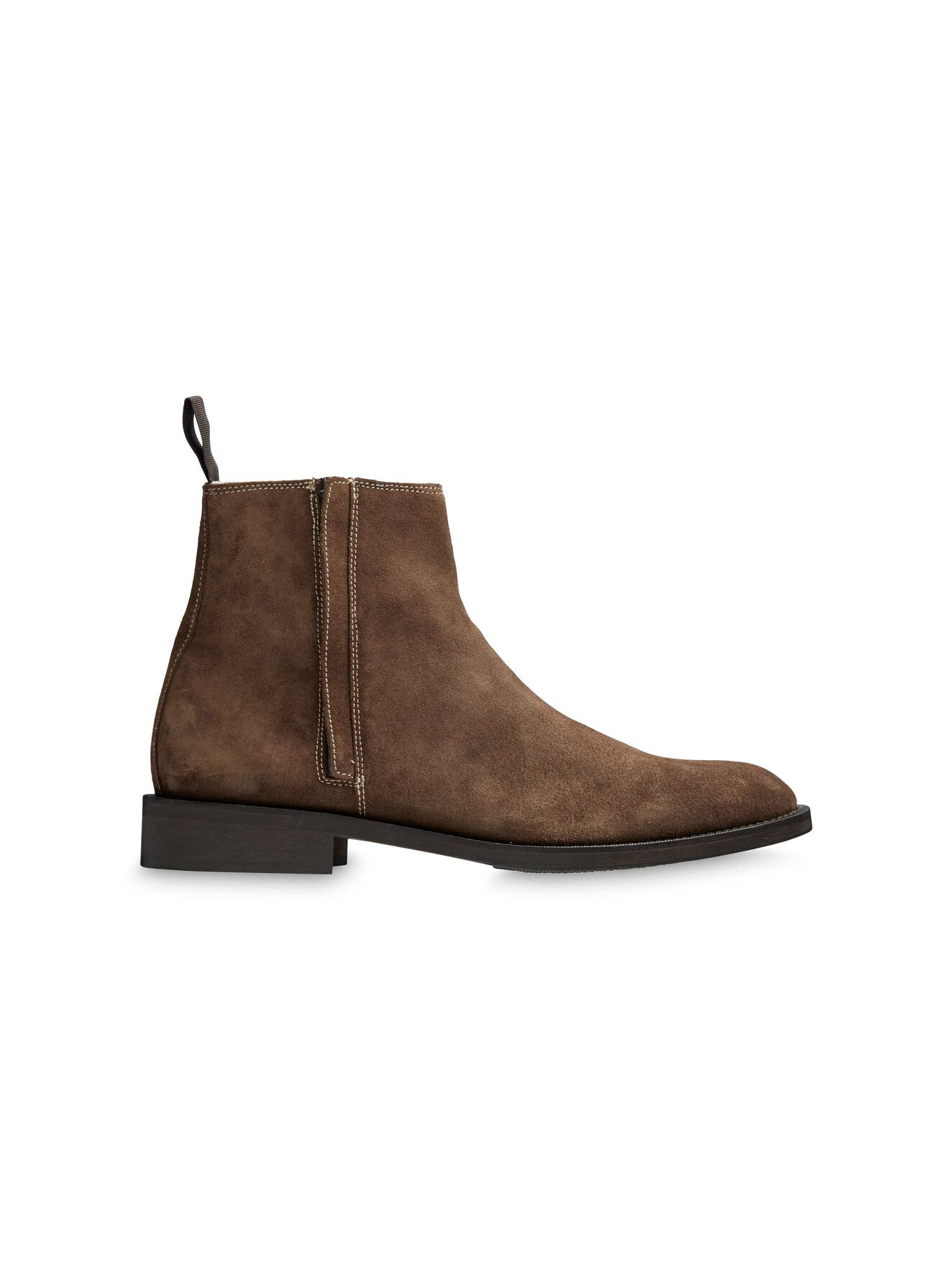 Rekryt S Boots in Chestnut from Tiger of Sweden