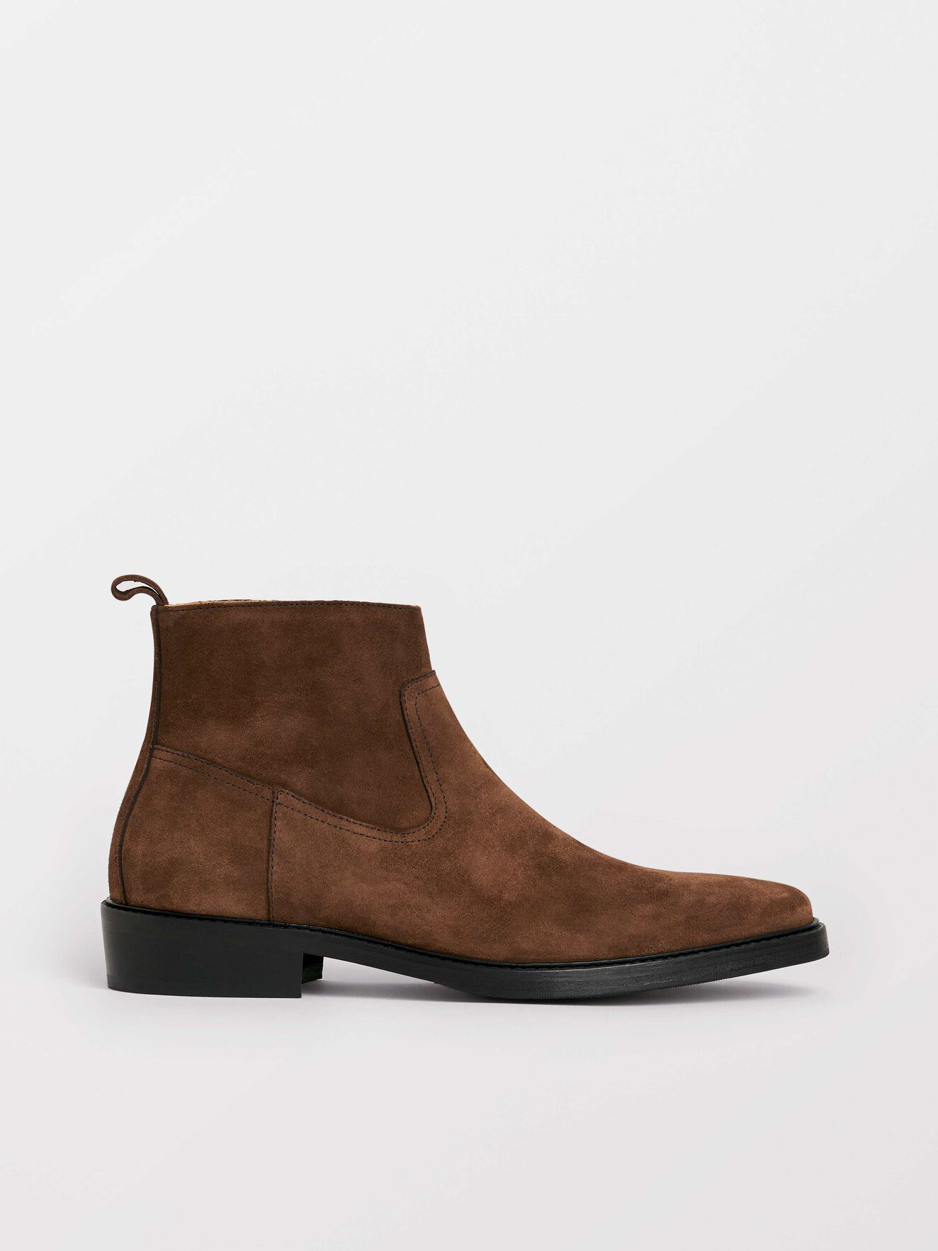 Barant S Stiefel in Dark Brown from Tiger of Sweden