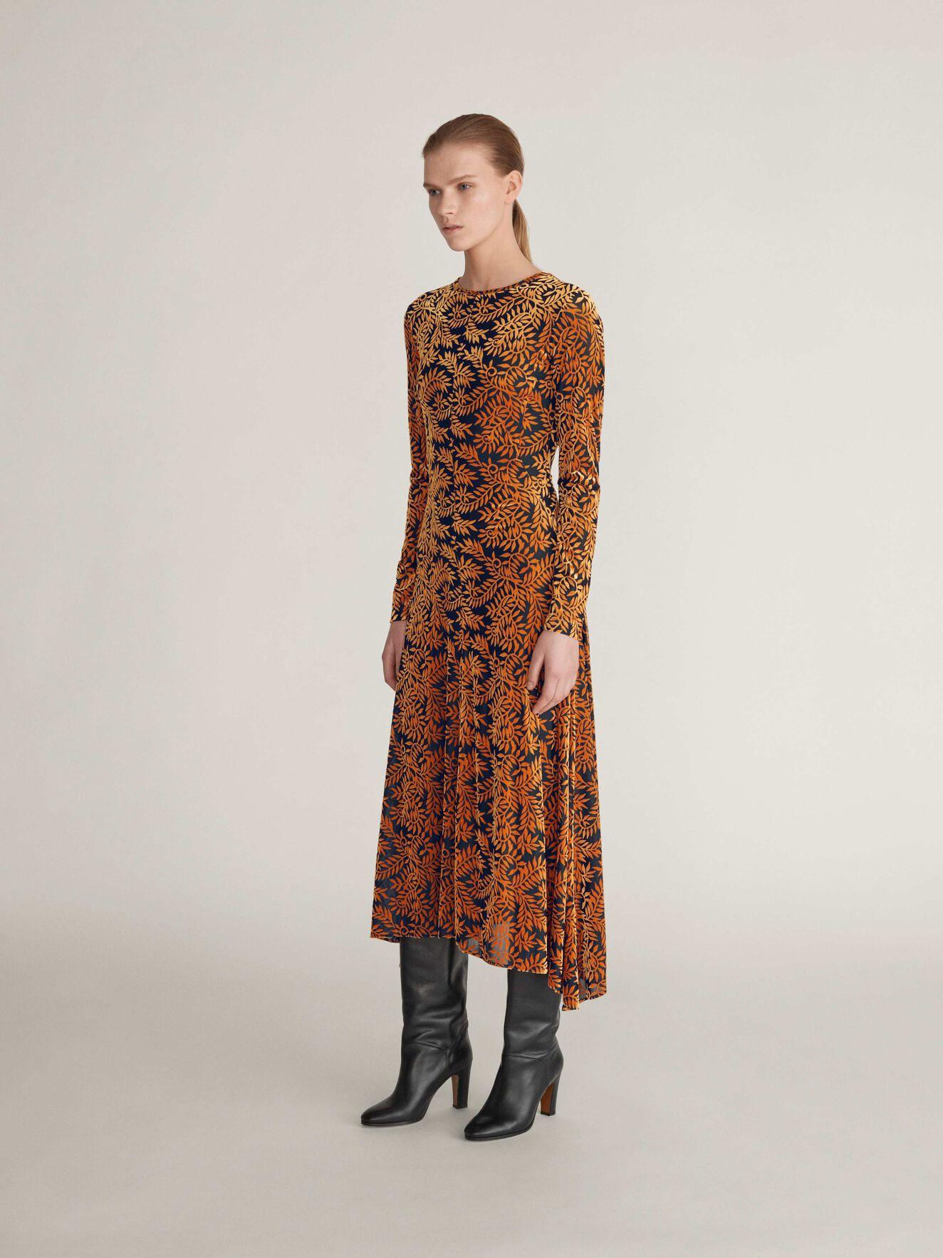 Pennylane Dress in ARTWORK from Tiger of Sweden