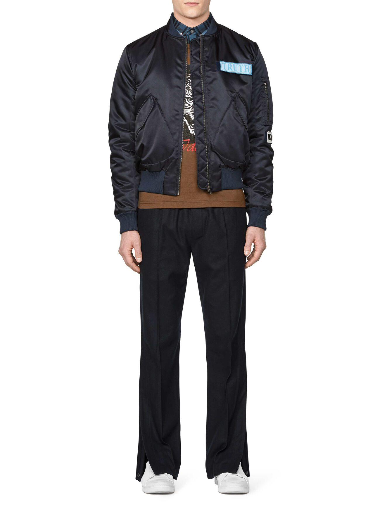 LUNDIN JACKET in Blue function from Tiger of Sweden