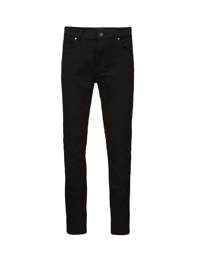 CRASH  JEANS in Black from Tiger of Sweden