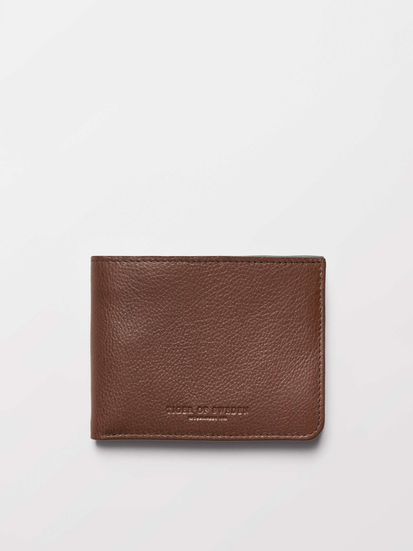 Chabaud Wallet in Medium Brown from Tiger of Sweden