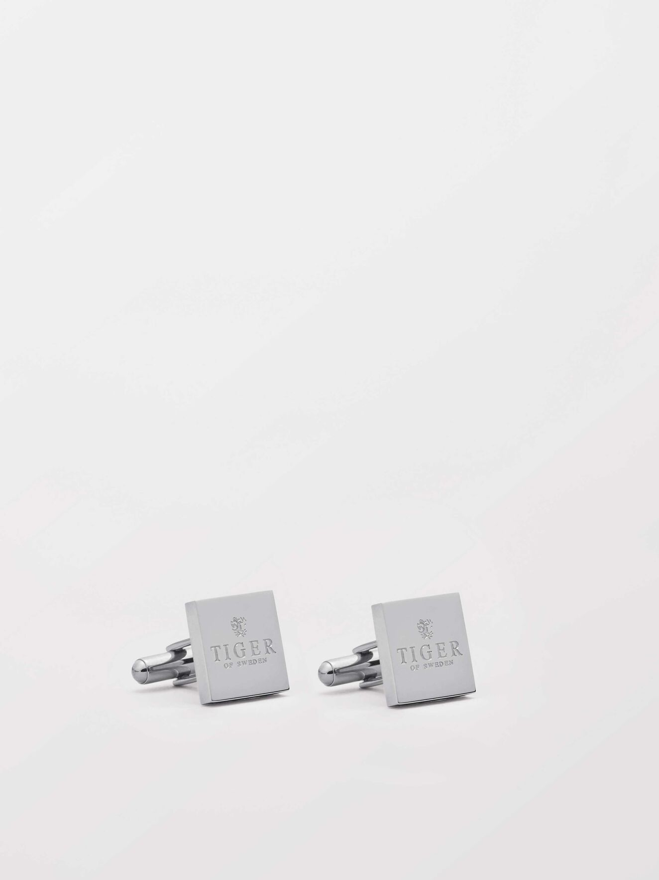 Franscesco Cufflinks in Pattern from Tiger of Sweden