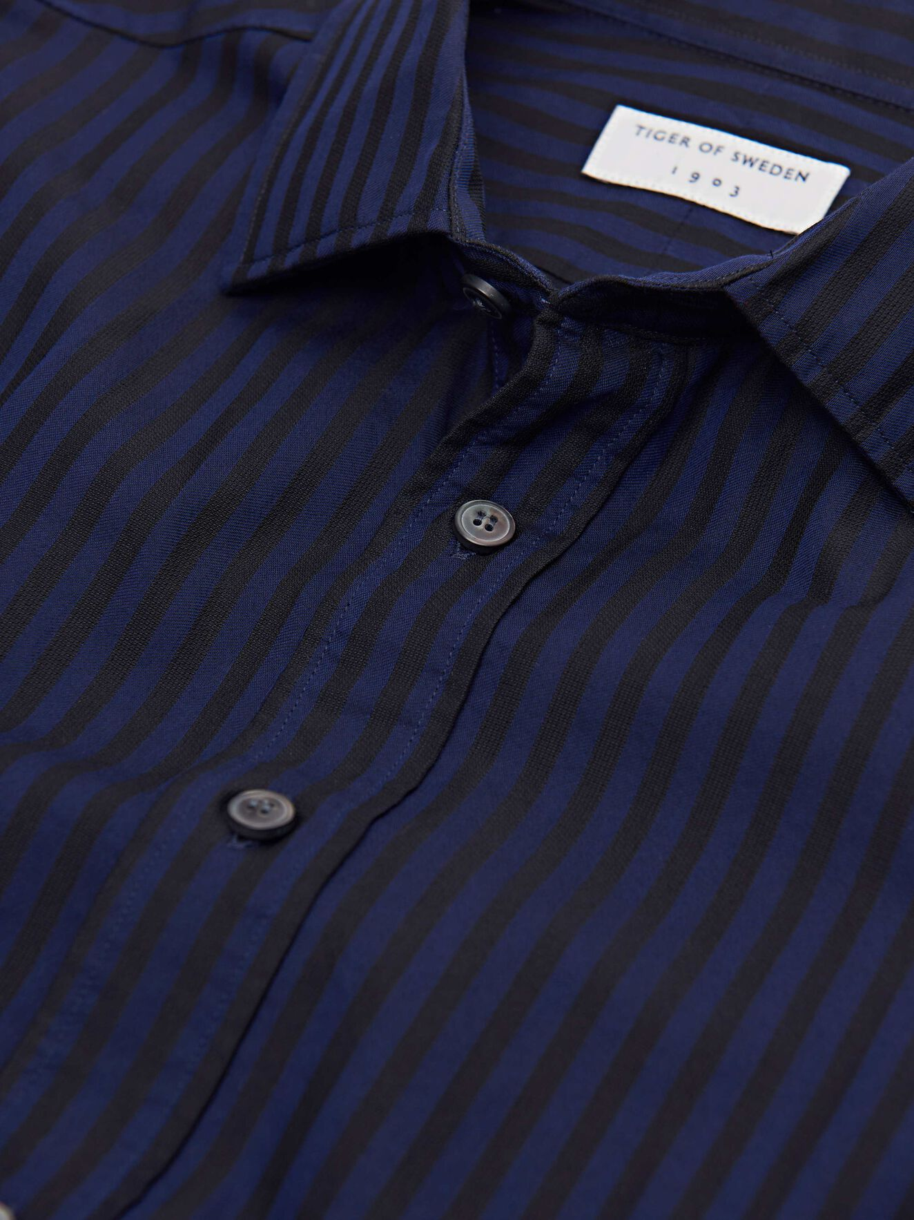 Fridolf Shirt in Light Ink from Tiger of Sweden