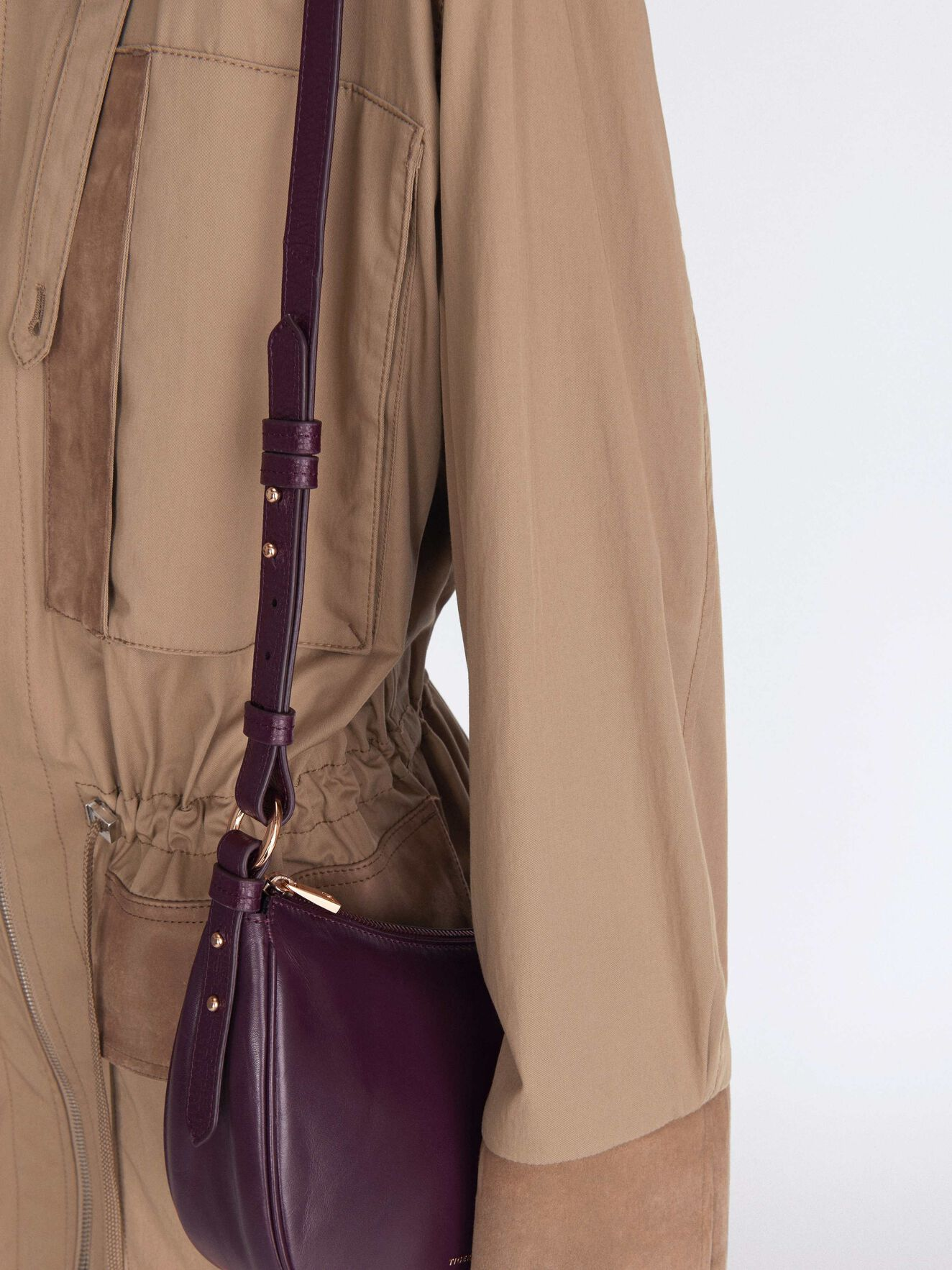 Borziama Bag in Noon Plum from Tiger of Sweden