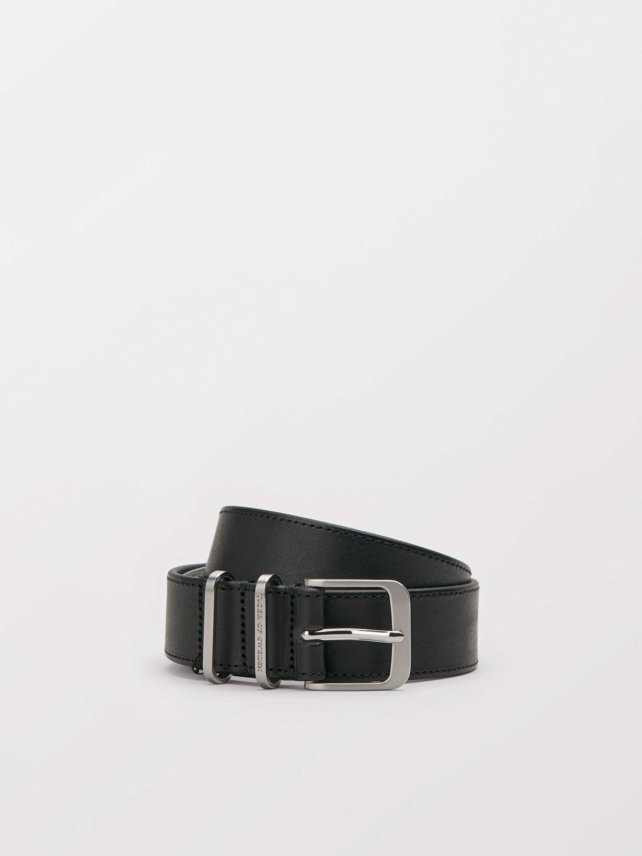 Cawen Belt in Black from Tiger of Sweden