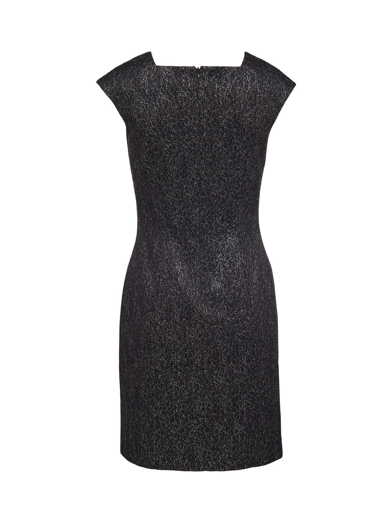 LINGUA J DRESS in Midnight Black from Tiger of Sweden