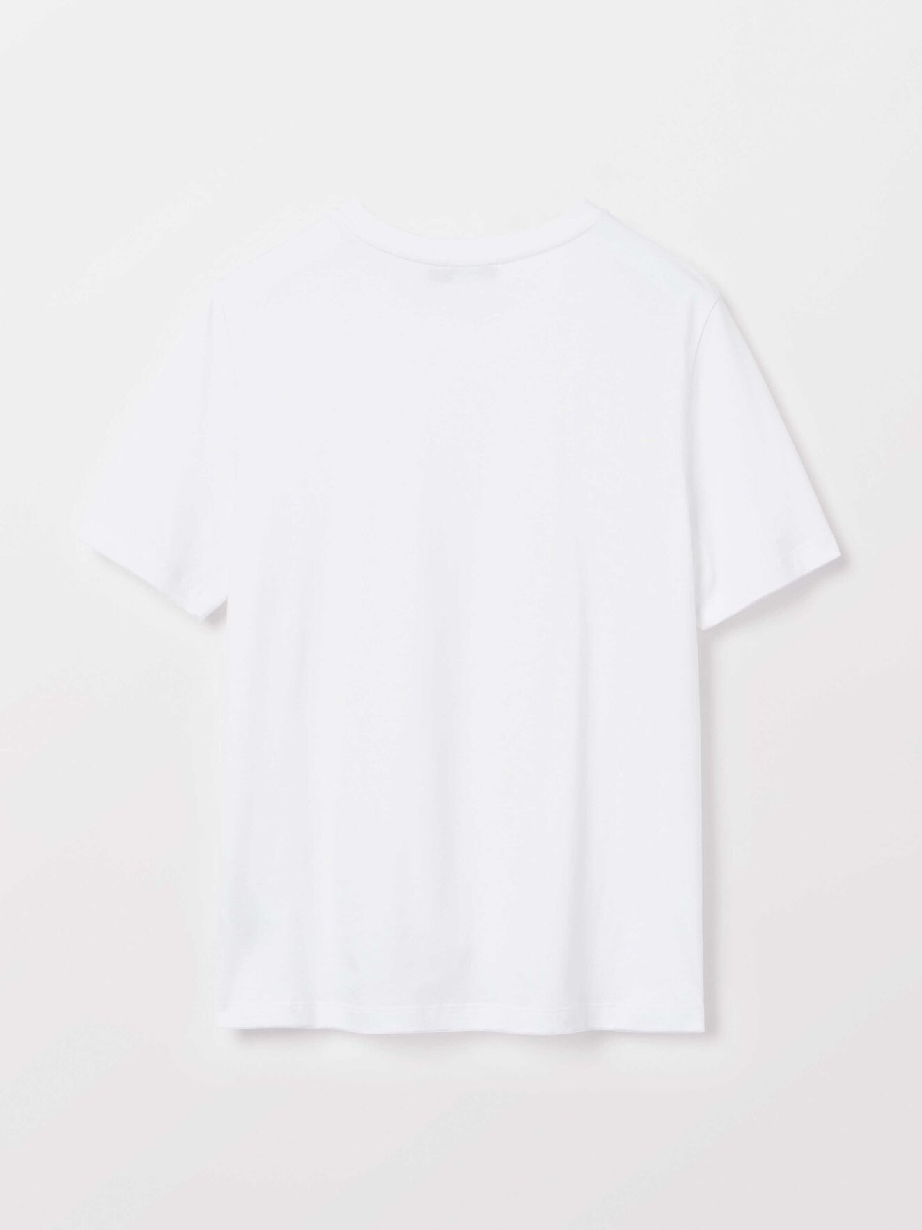Deira t-shirt  in Bright White from Tiger of Sweden