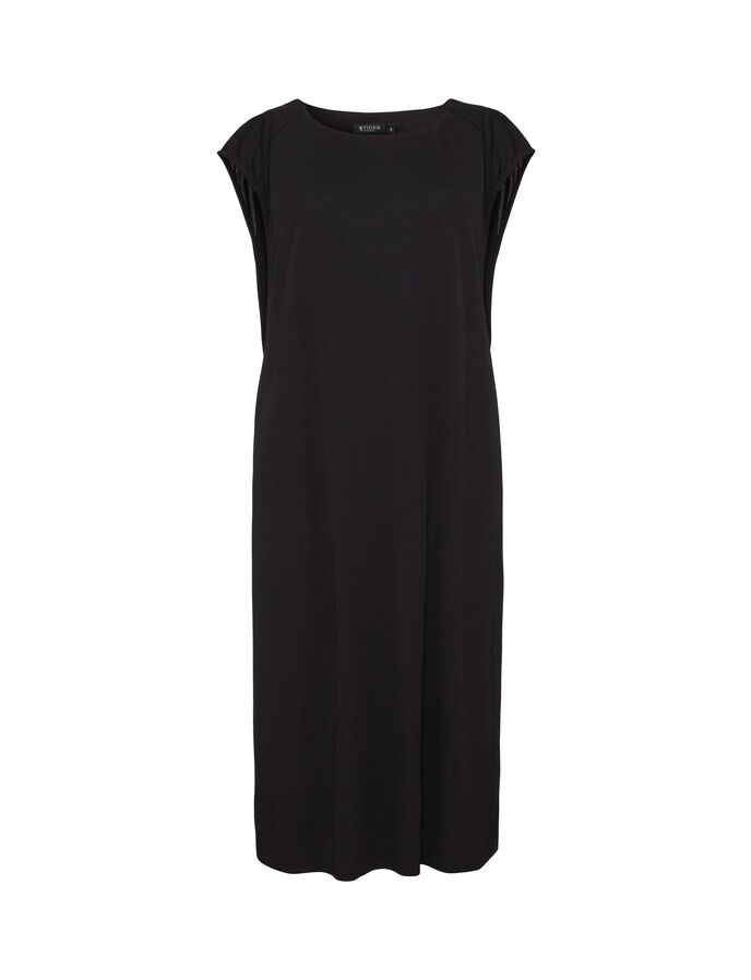 ATE DRESS in Midnight Black from Tiger of Sweden