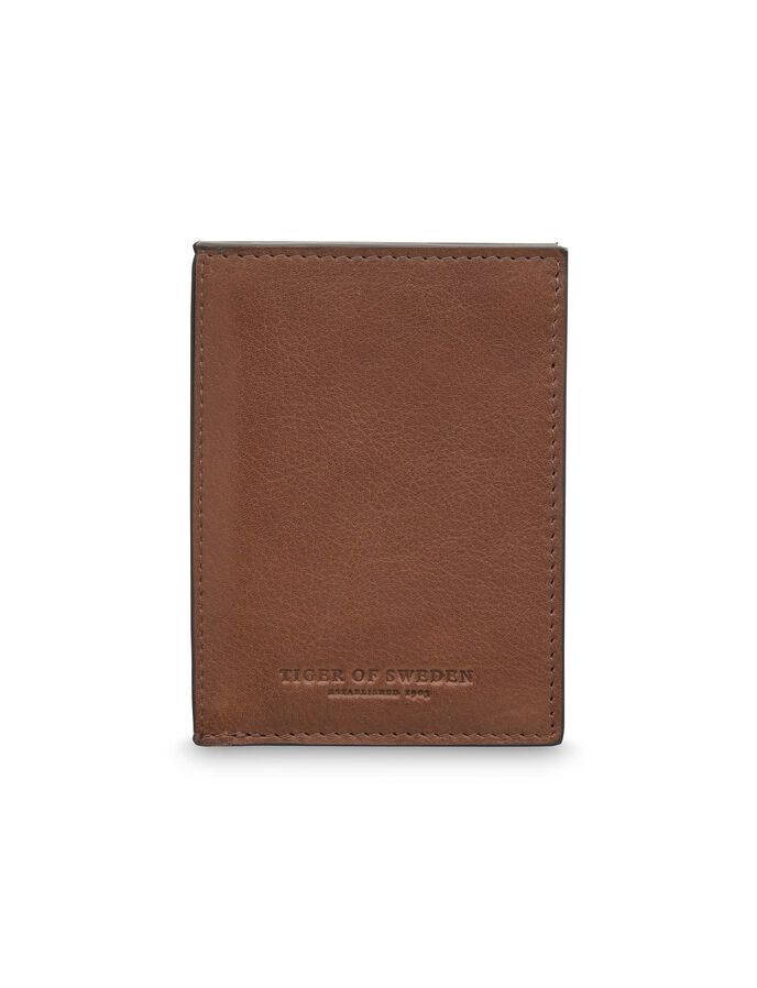 ELOF WALLET in Cognac from Tiger of Sweden