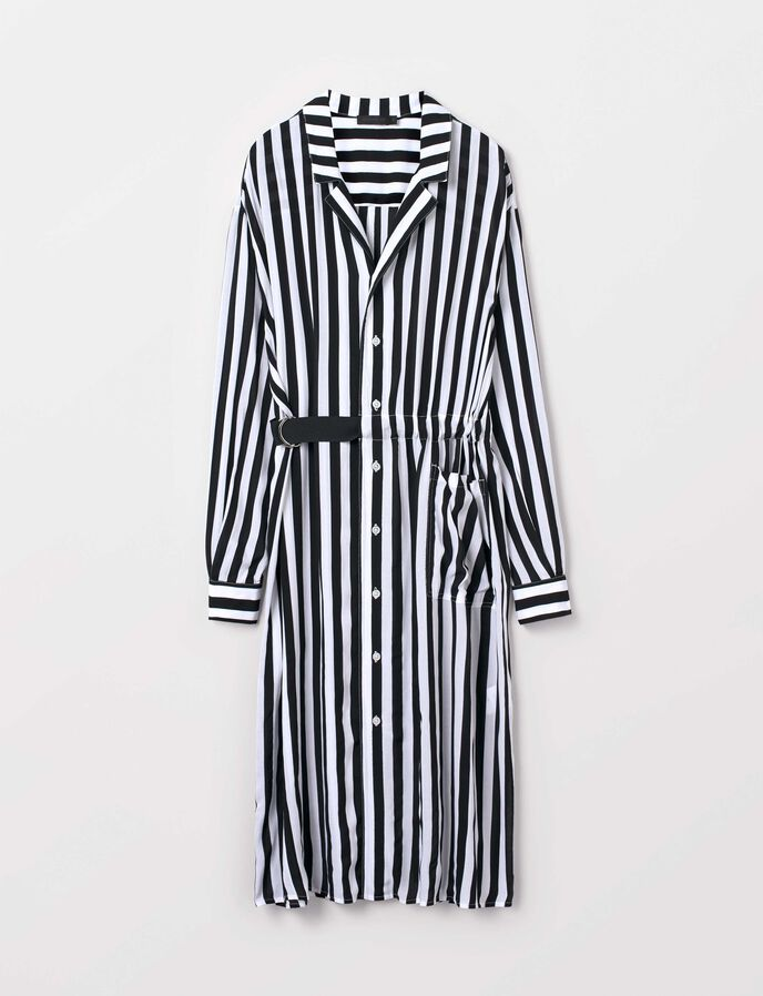 Lilou Dress in White from Tiger of Sweden