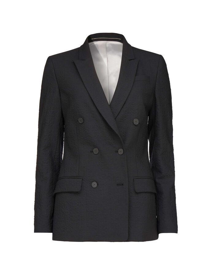 ANISON 2 BLAZER in Midnight Black from Tiger of Sweden