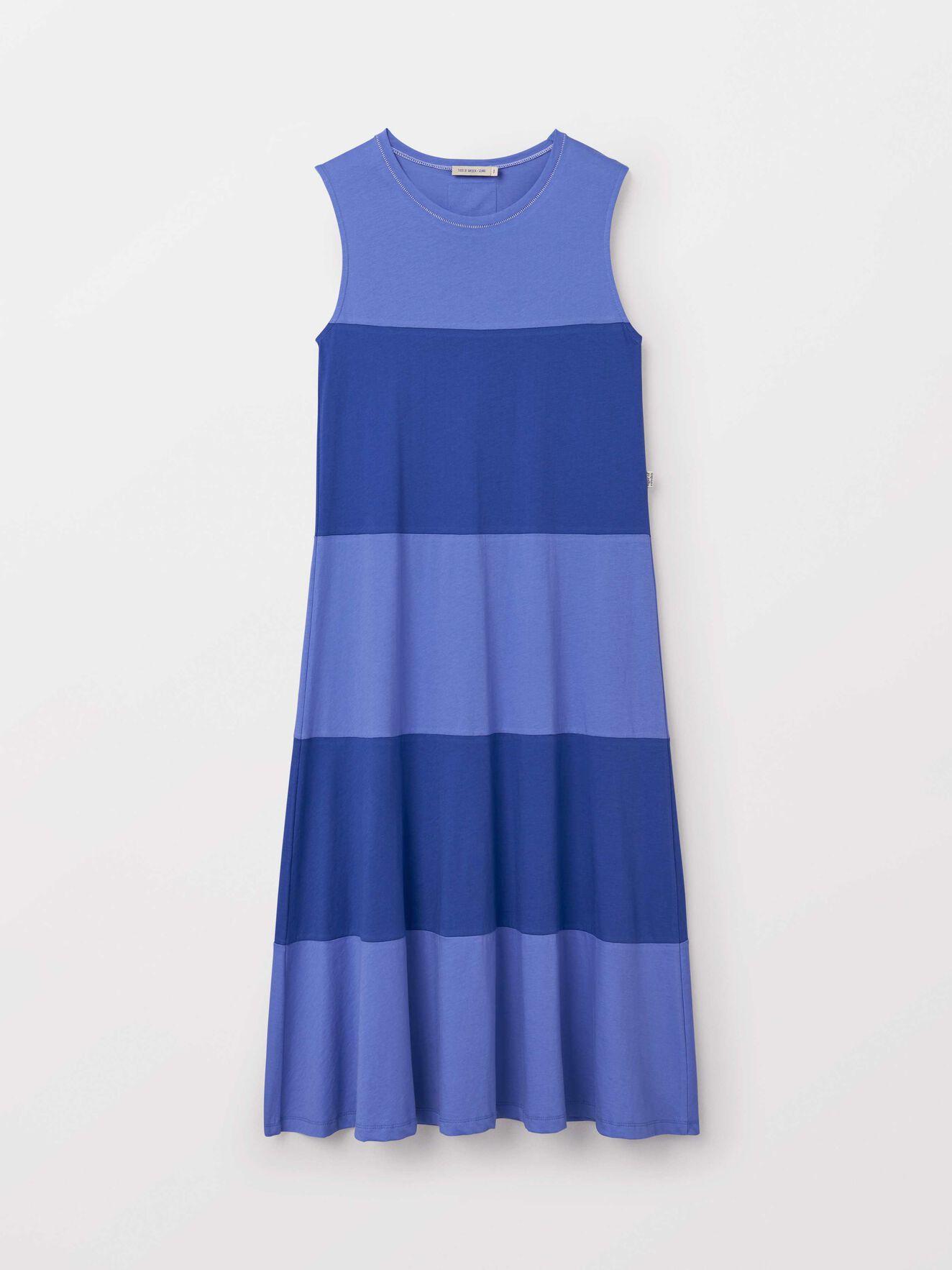 Henny Dress in Violet Storm from Tiger of Sweden