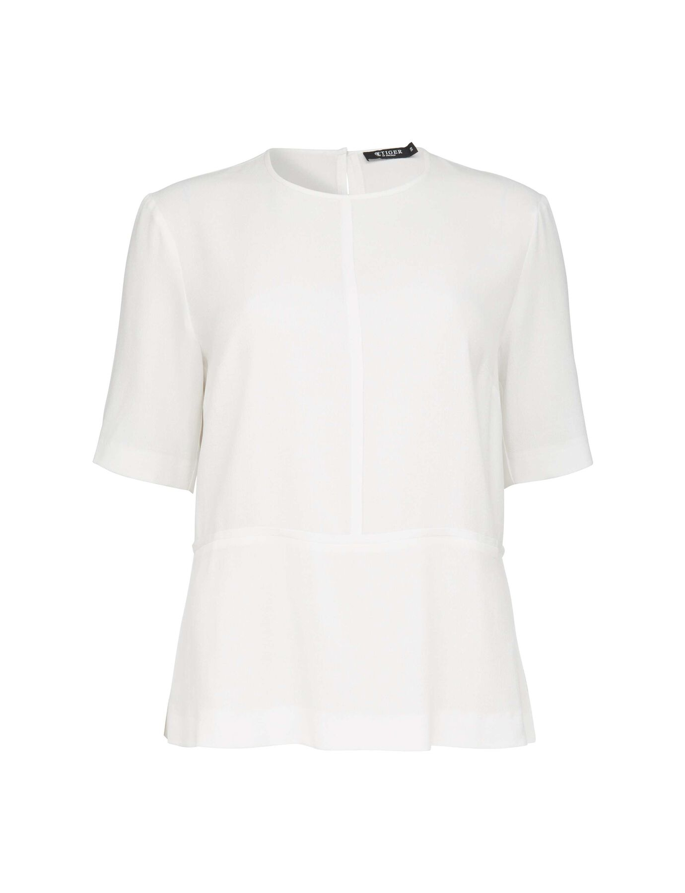 SETA TOP in Star White from Tiger of Sweden