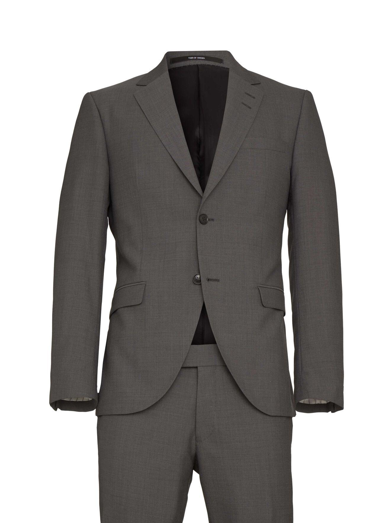 S.Jamonte Suit in Phantom from Tiger of Sweden
