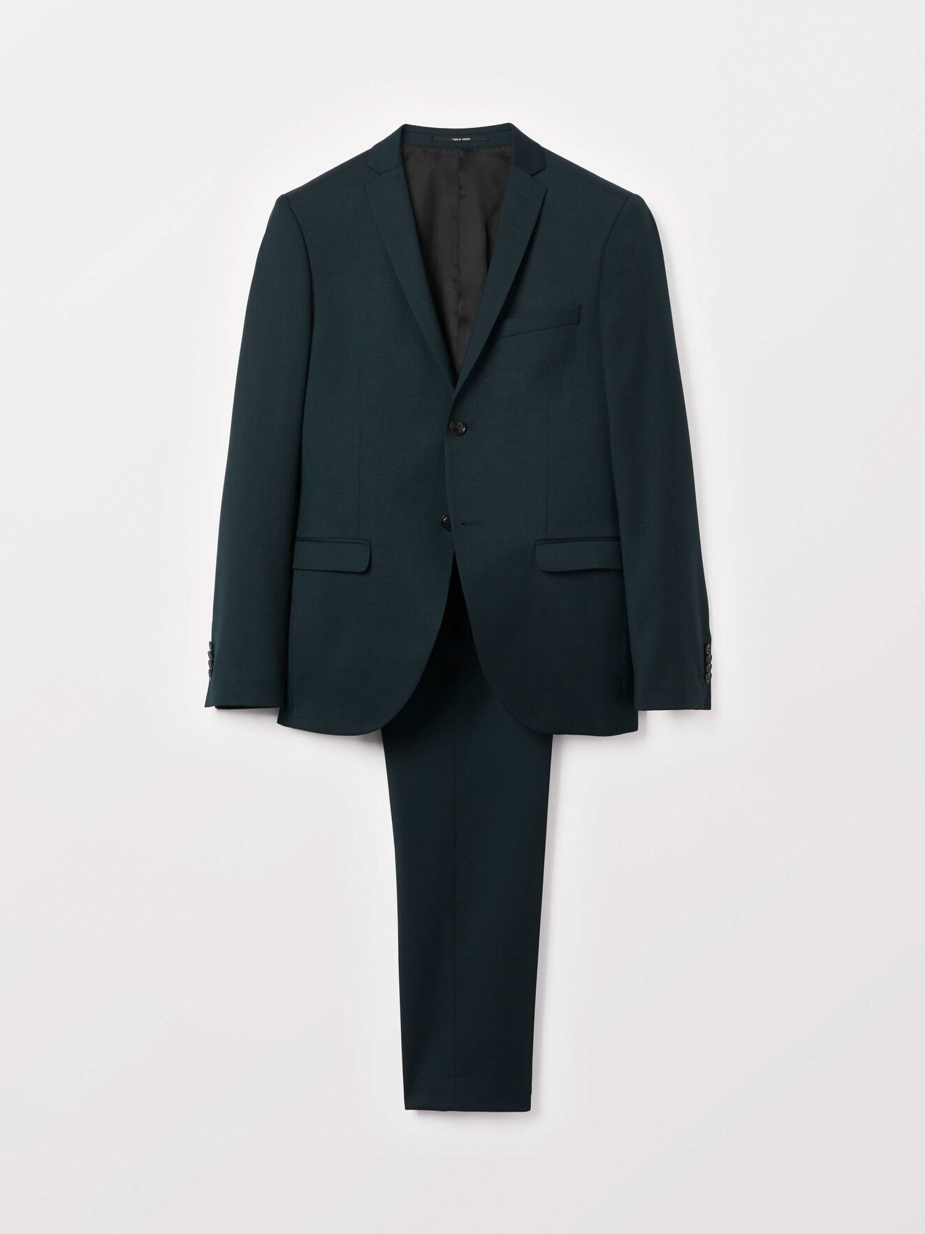 S.Jile Suit in Black Green from Tiger of Sweden