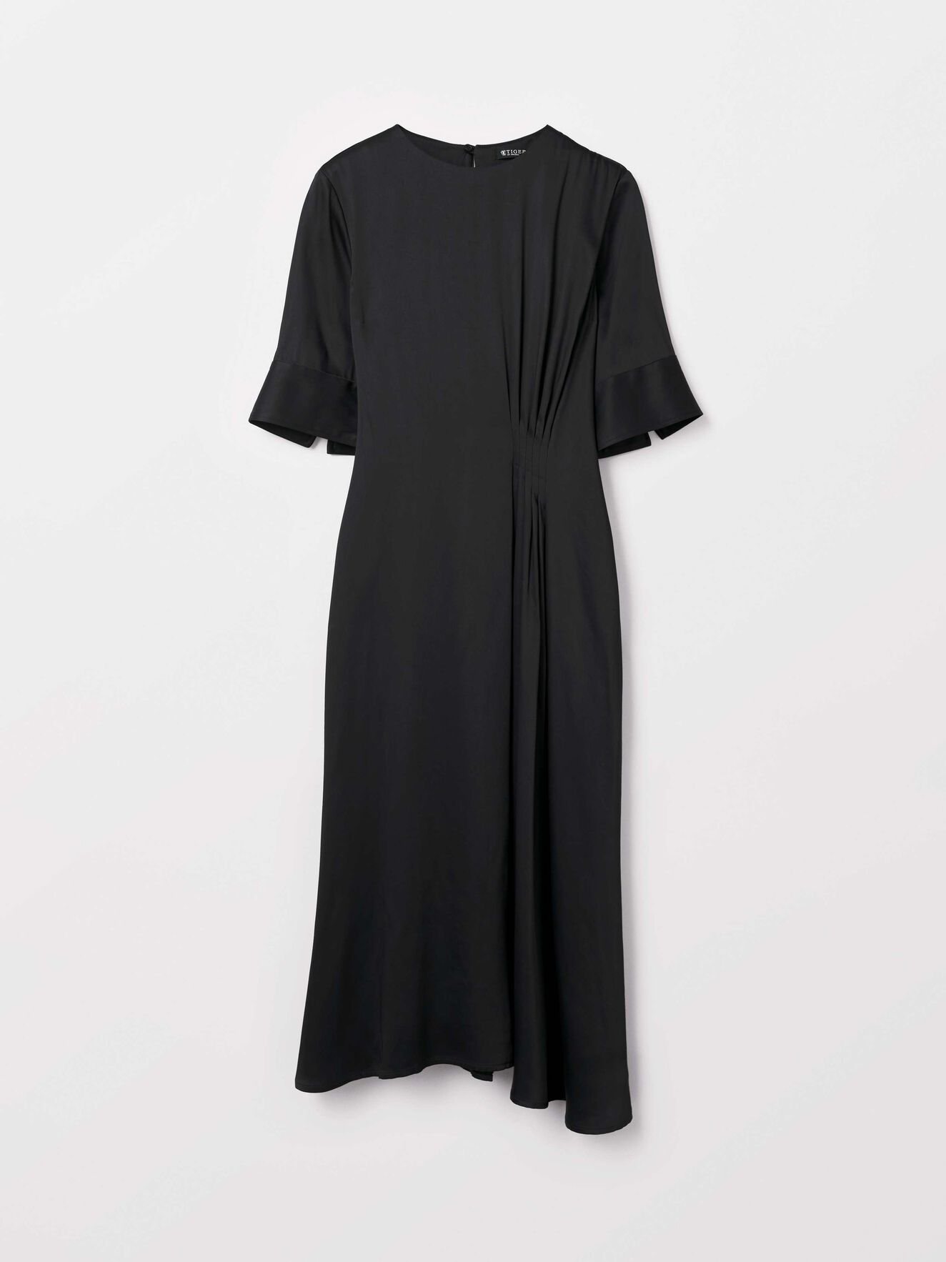 Anella Dress in Midnight Black from Tiger of Sweden