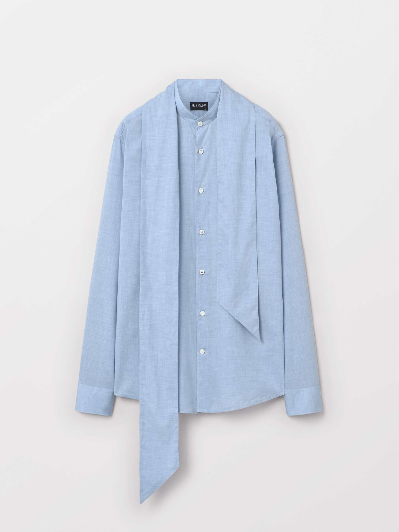Fabion Shirt in Pastelblue from Tiger of Sweden