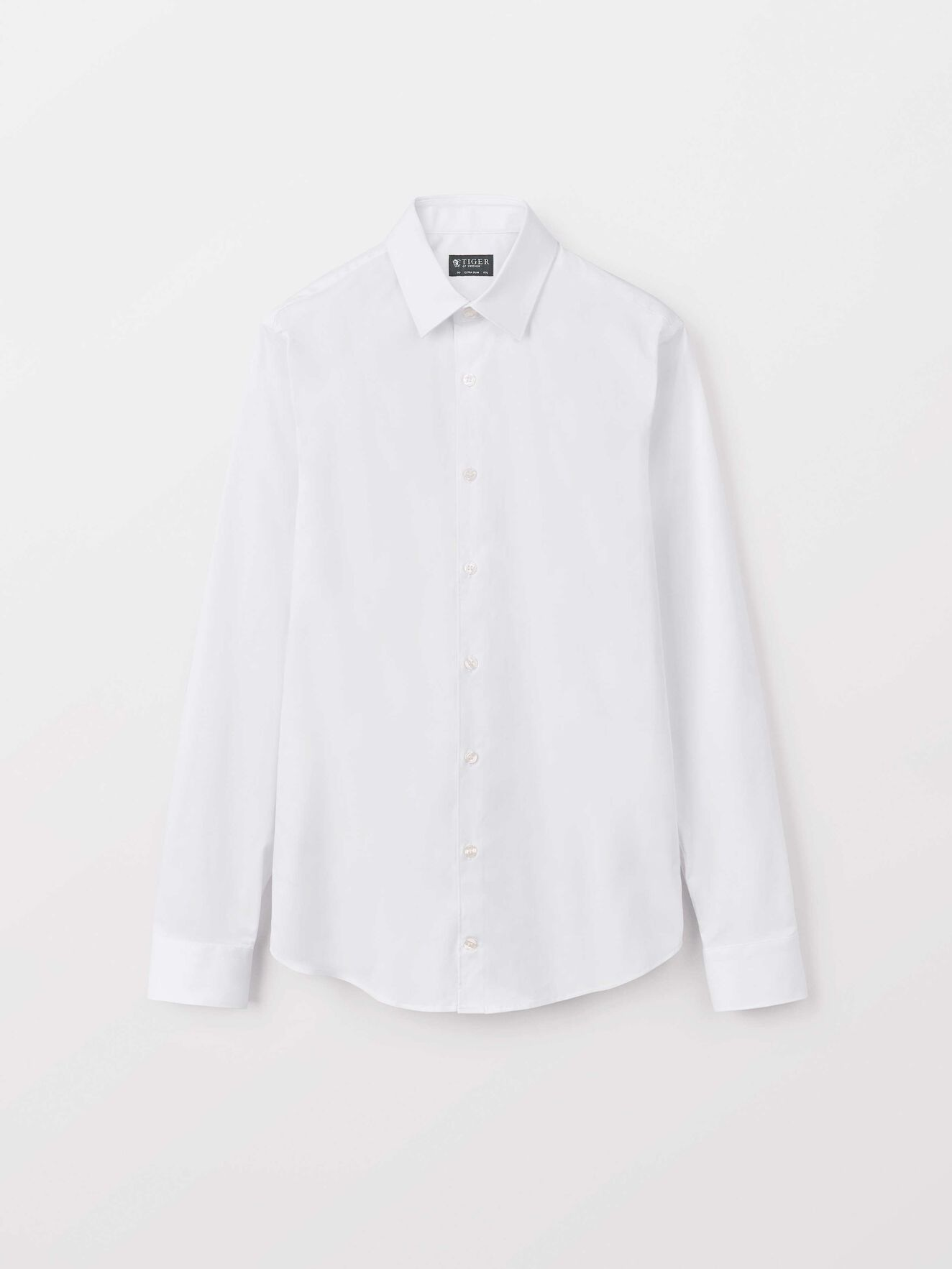 Filbrodie Shirt in Pure white from Tiger of Sweden