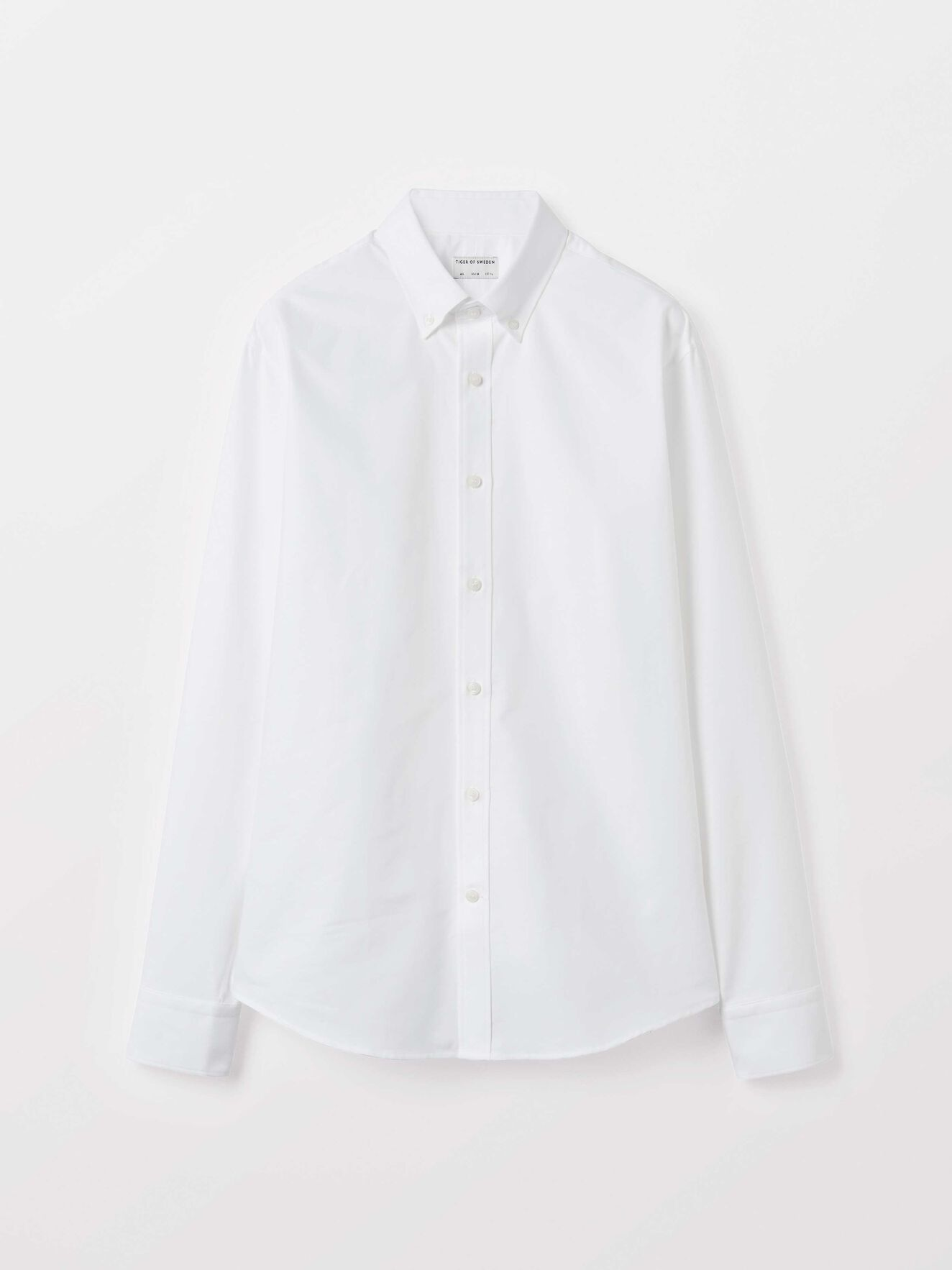 Fenald Shirt in White from Tiger of Sweden