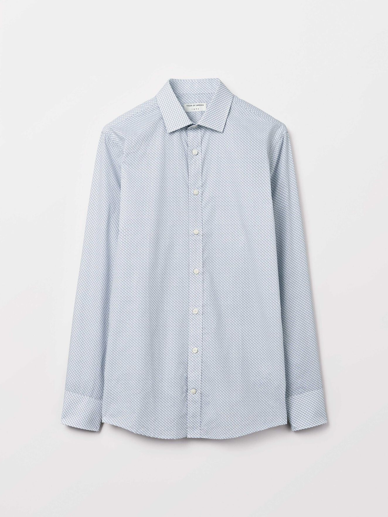 Fridolf Shirt in Light Ink from Tiger of Sweden