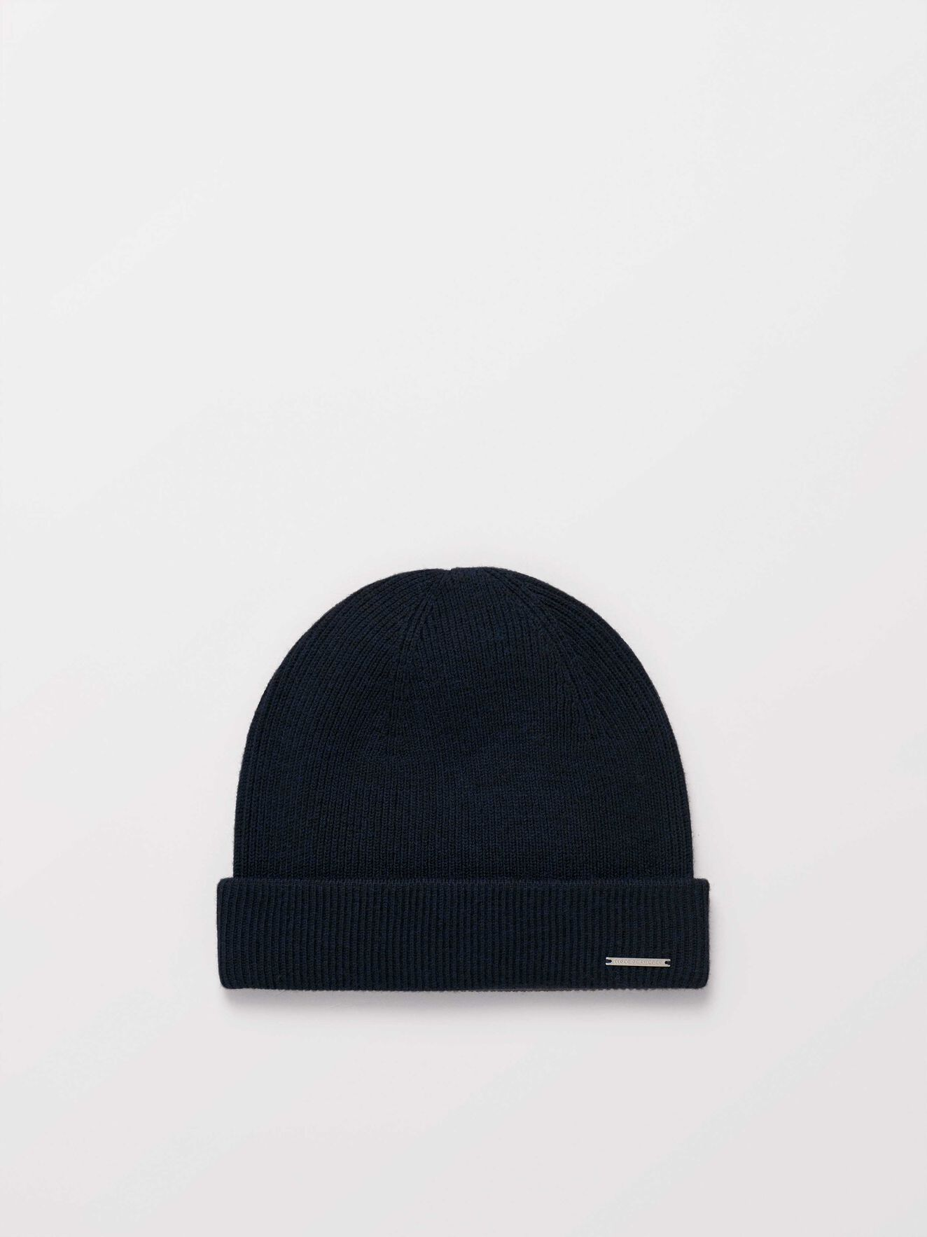 Halfo Beanie in Light Ink from Tiger of Sweden