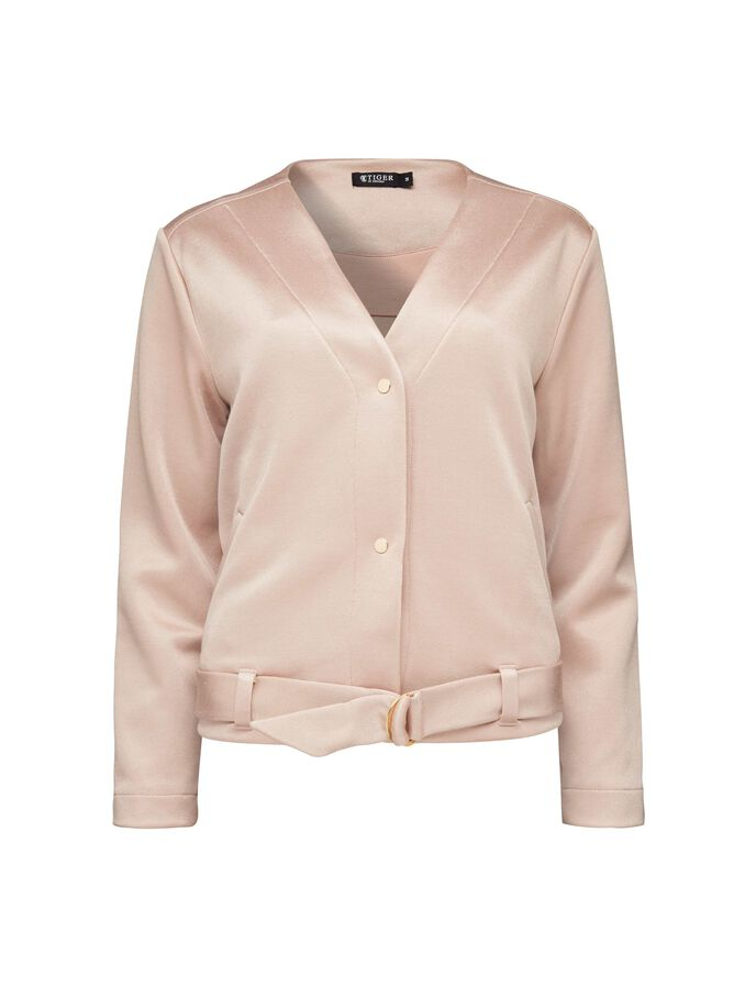 Amya jacket in Mahogany Rose from Tiger of Sweden