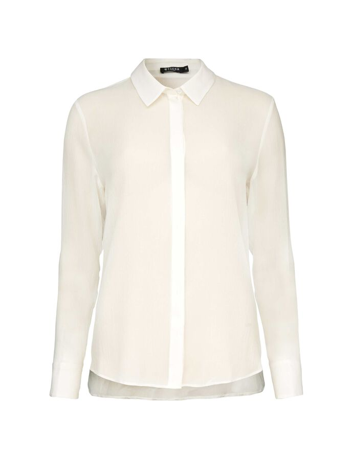SILWA S BLUSE in Star White from Tiger of Sweden