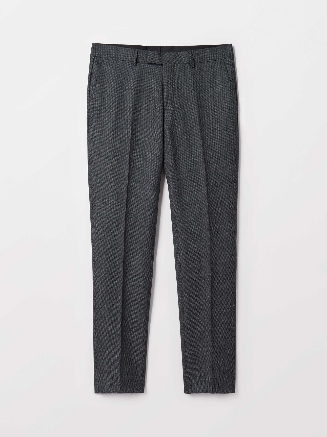 Tordon Trousers in Med Grey Mel from Tiger of Sweden