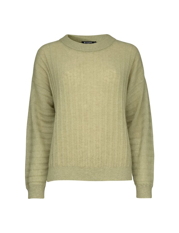 GALYA PULLOVER in Cafe Noisette from Tiger of Sweden