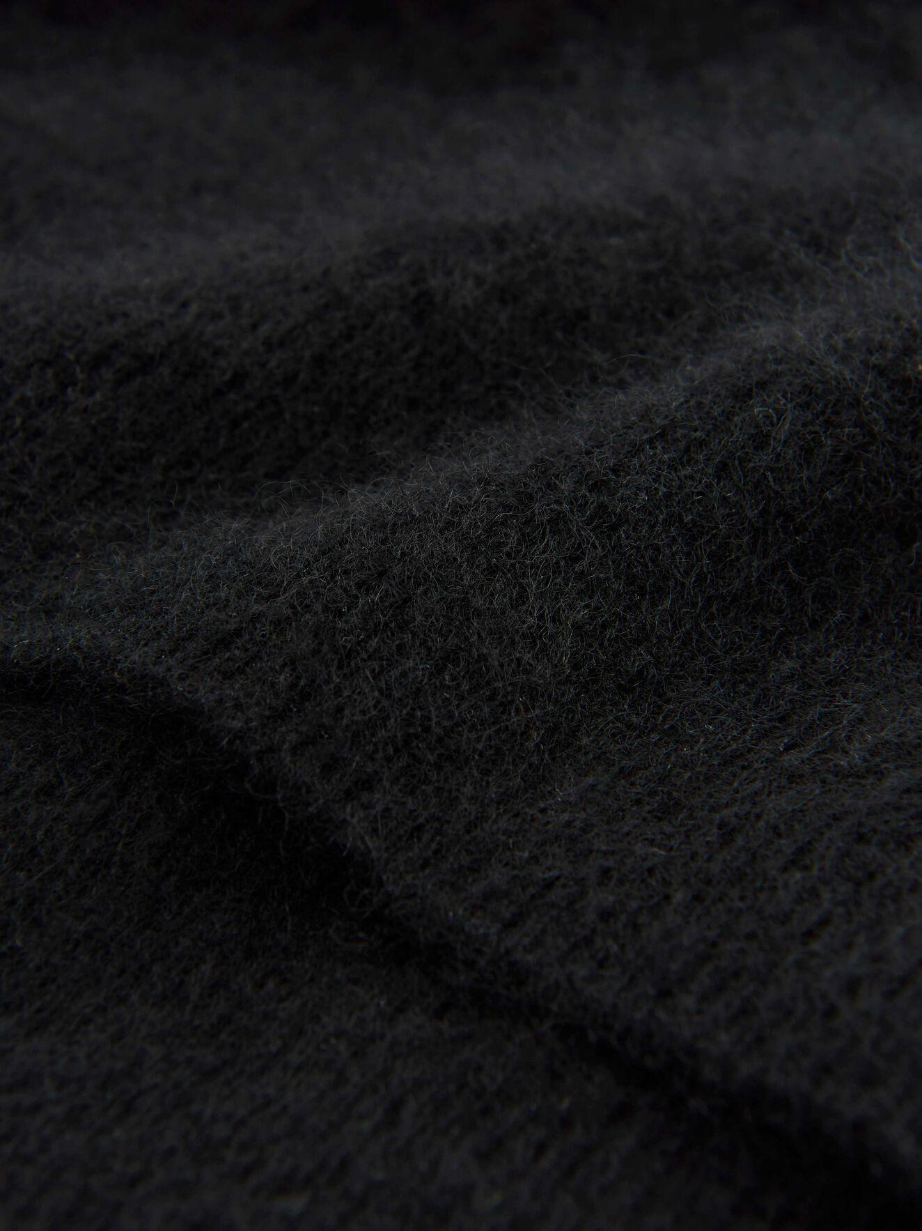 Novelli Pullover in Black from Tiger of Sweden