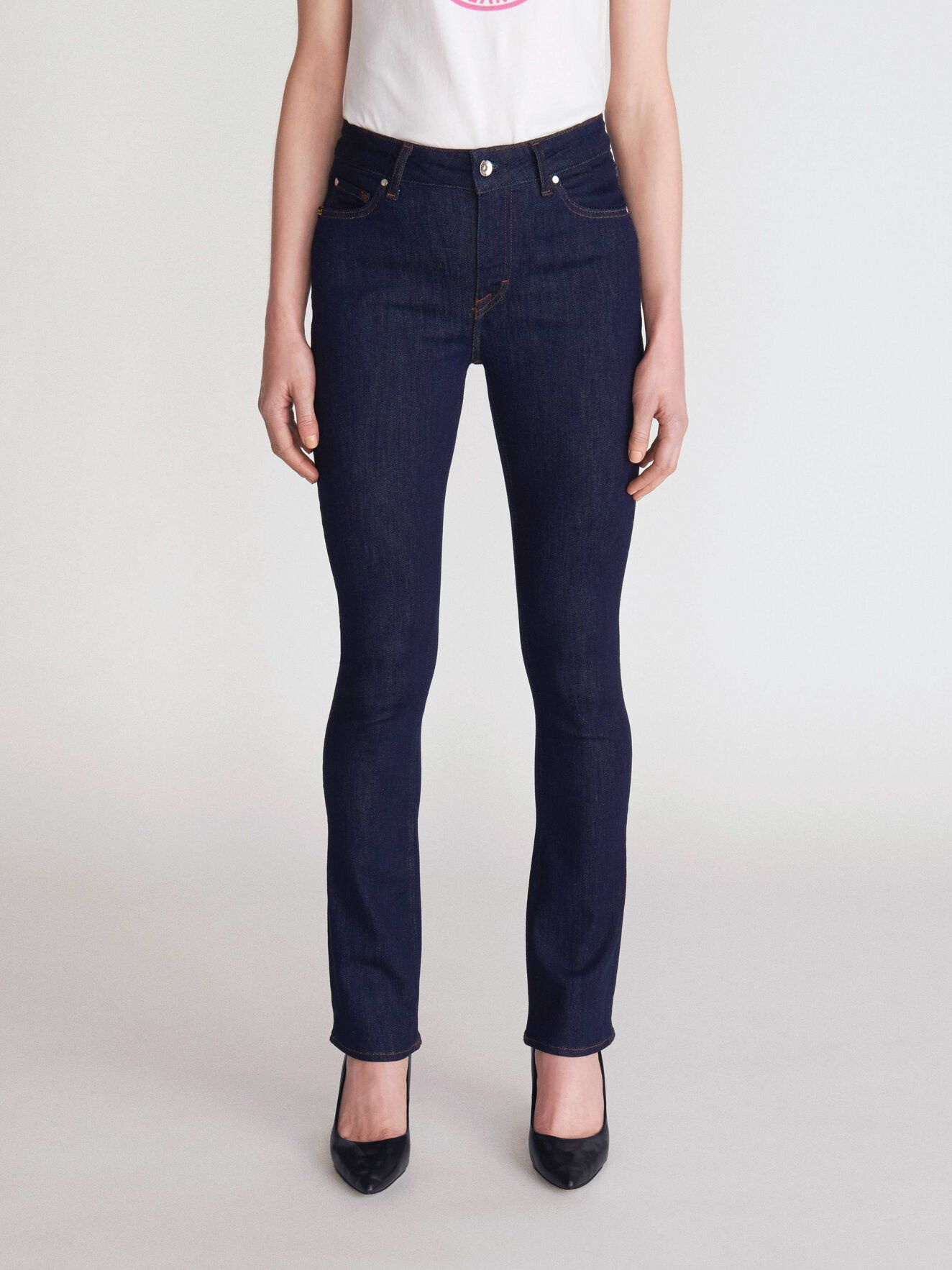 Lora Jeans in Midnight blue from Tiger of Sweden
