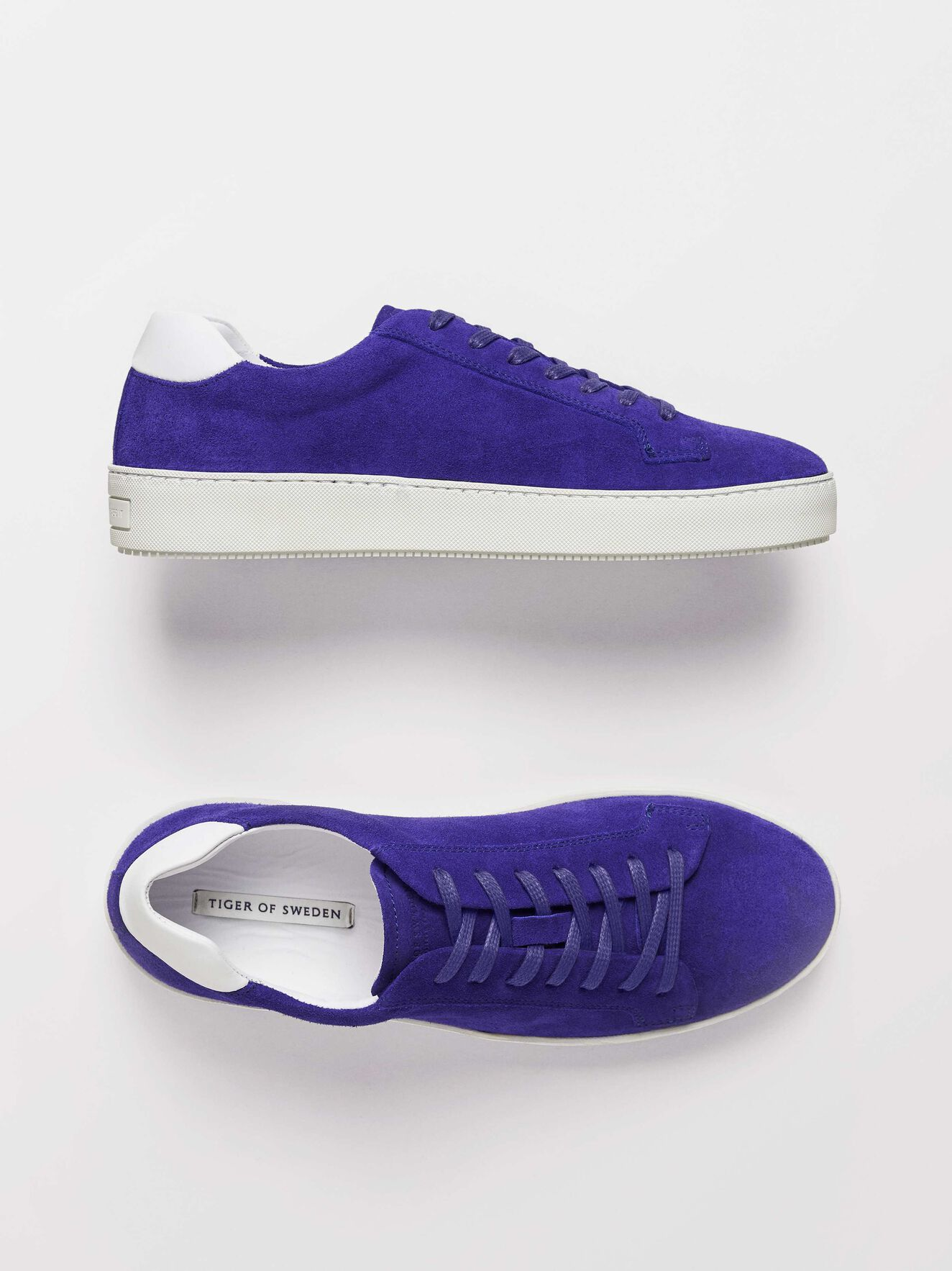 Salasi Sneakers in Hot Purple from Tiger of Sweden
