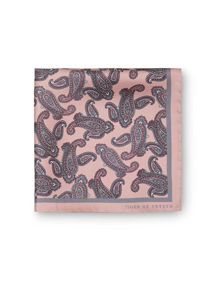 ERHO HANDKERCHIEF in Pale Mauve from Tiger of Sweden