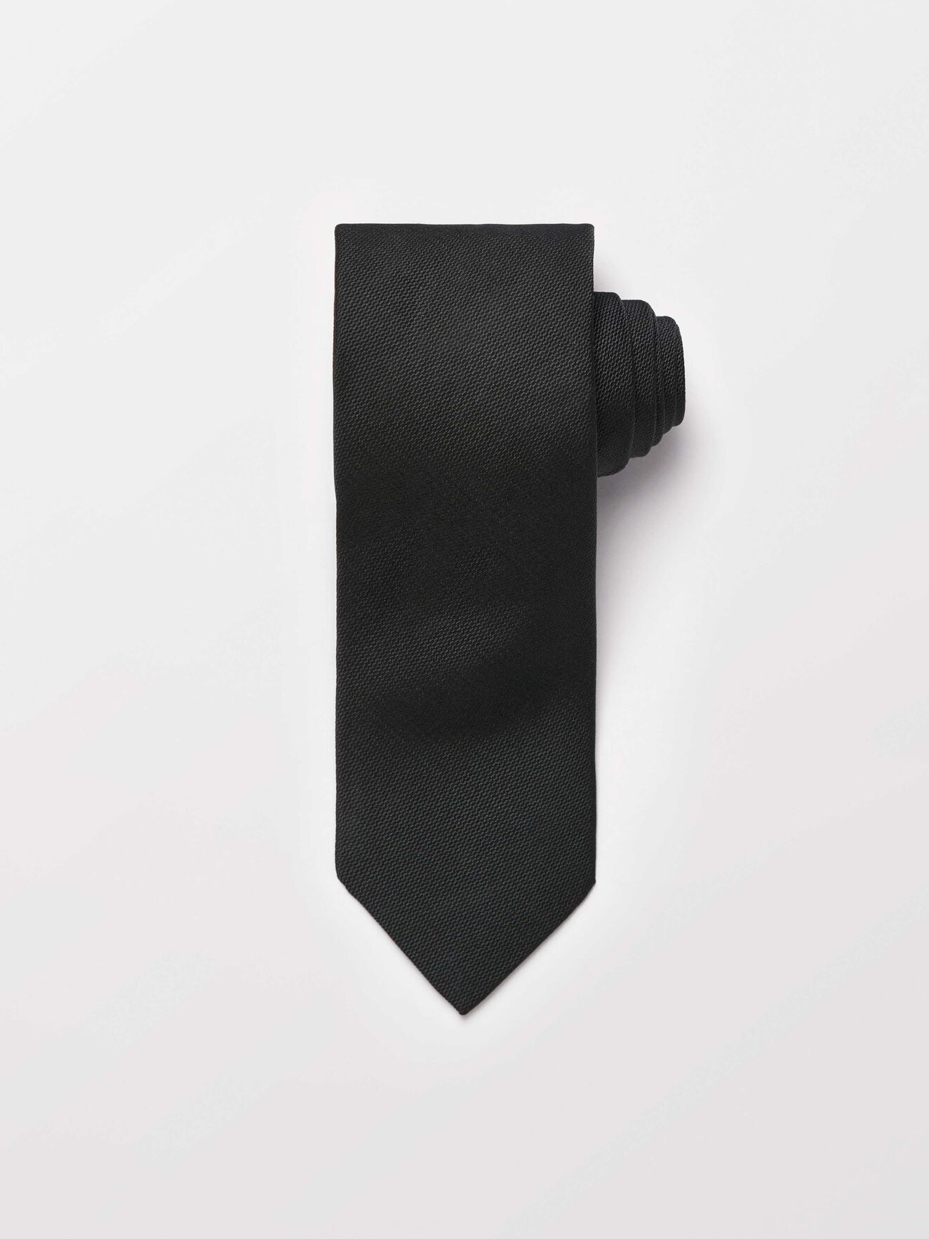 Samuell Tie in Black from Tiger of Sweden