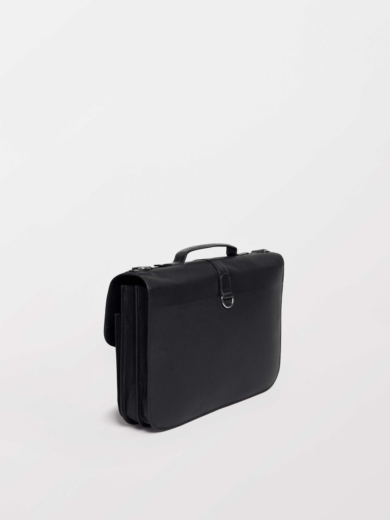 1ba6560e ... Lucha Briefcase in Black from Tiger of Sweden ...