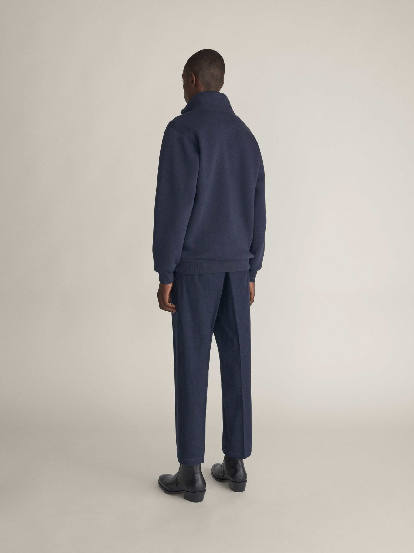 Easty  Trousers in Deep Well from Tiger of Sweden
