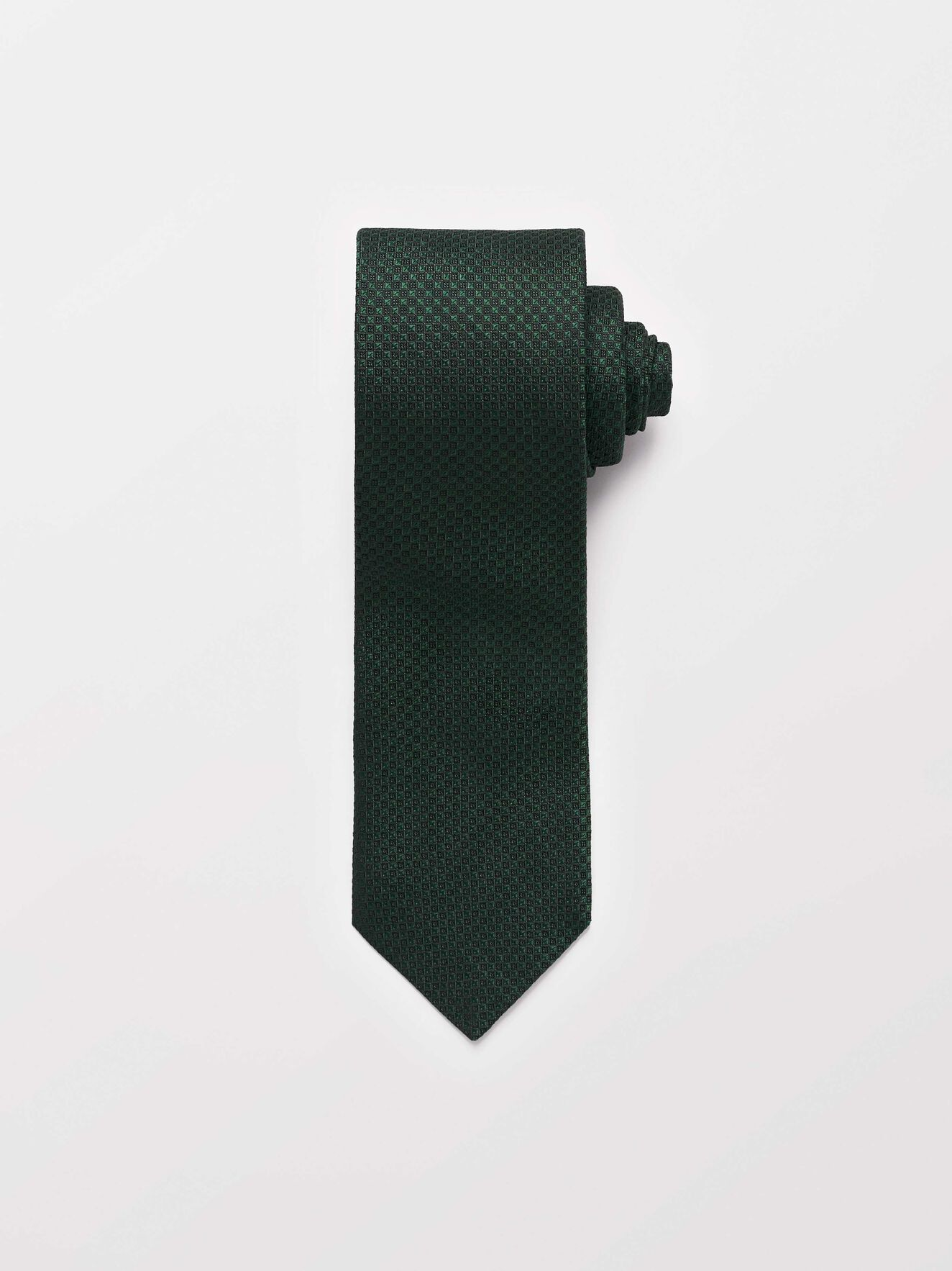Them Tie in Vibrant Green from Tiger of Sweden